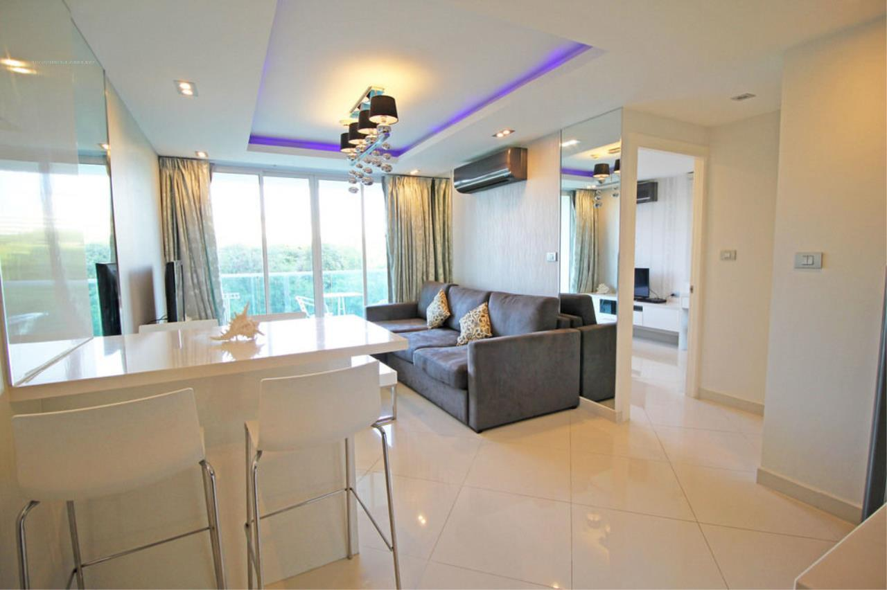 Immobilien Pattaya Agency's The View Cozy Beach 1 Bedroom 45 Sqm. 6th Fl. Hill View 6