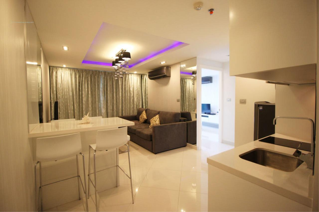 Immobilien Pattaya Agency's The View Cozy Beach 1 Bedroom 45 Sqm. 6th Fl. Hill View 7