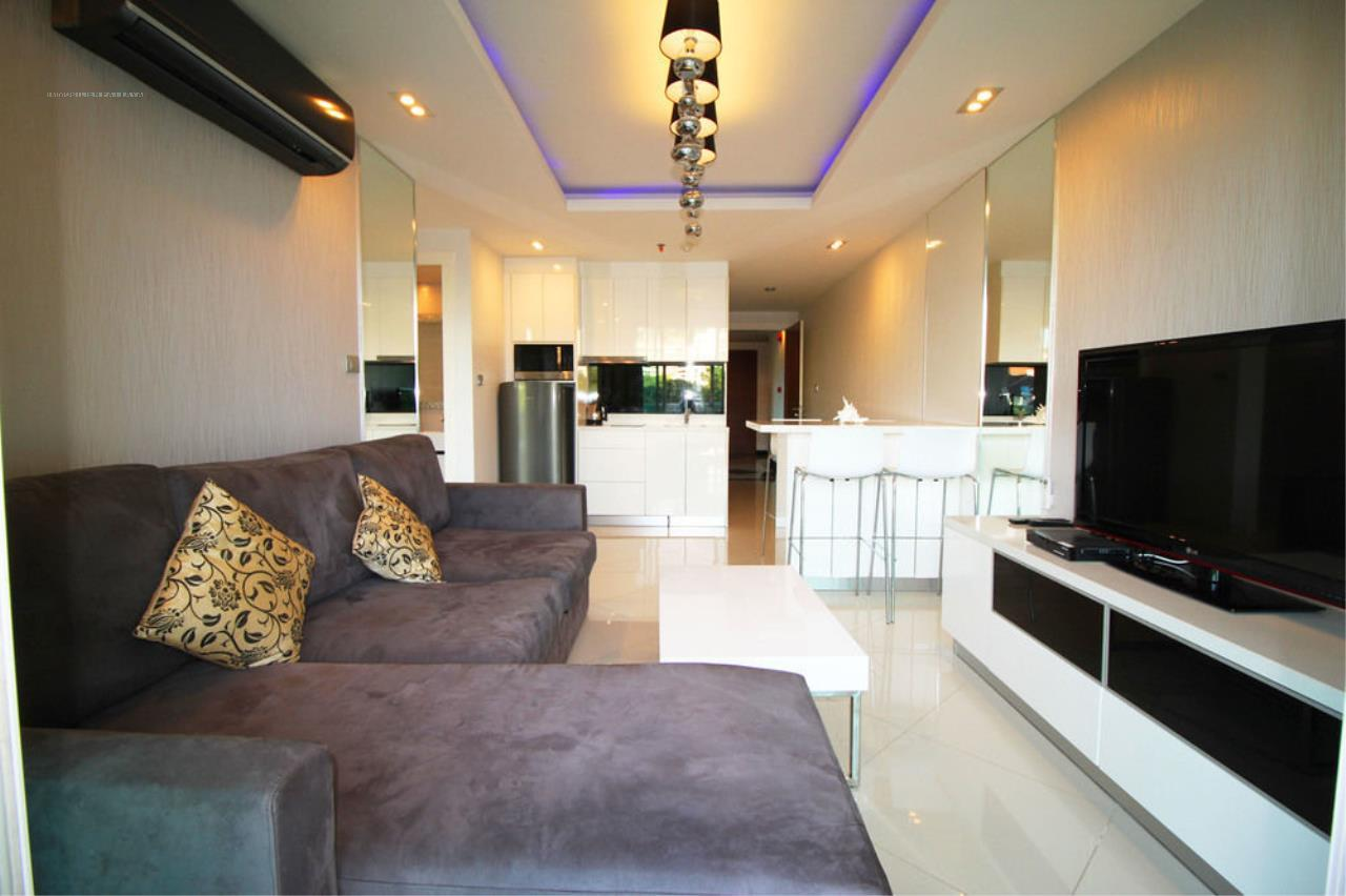 Immobilien Pattaya Agency's The View Cozy Beach 1 Bedroom 45 Sqm. 6th Fl. Hill View 1
