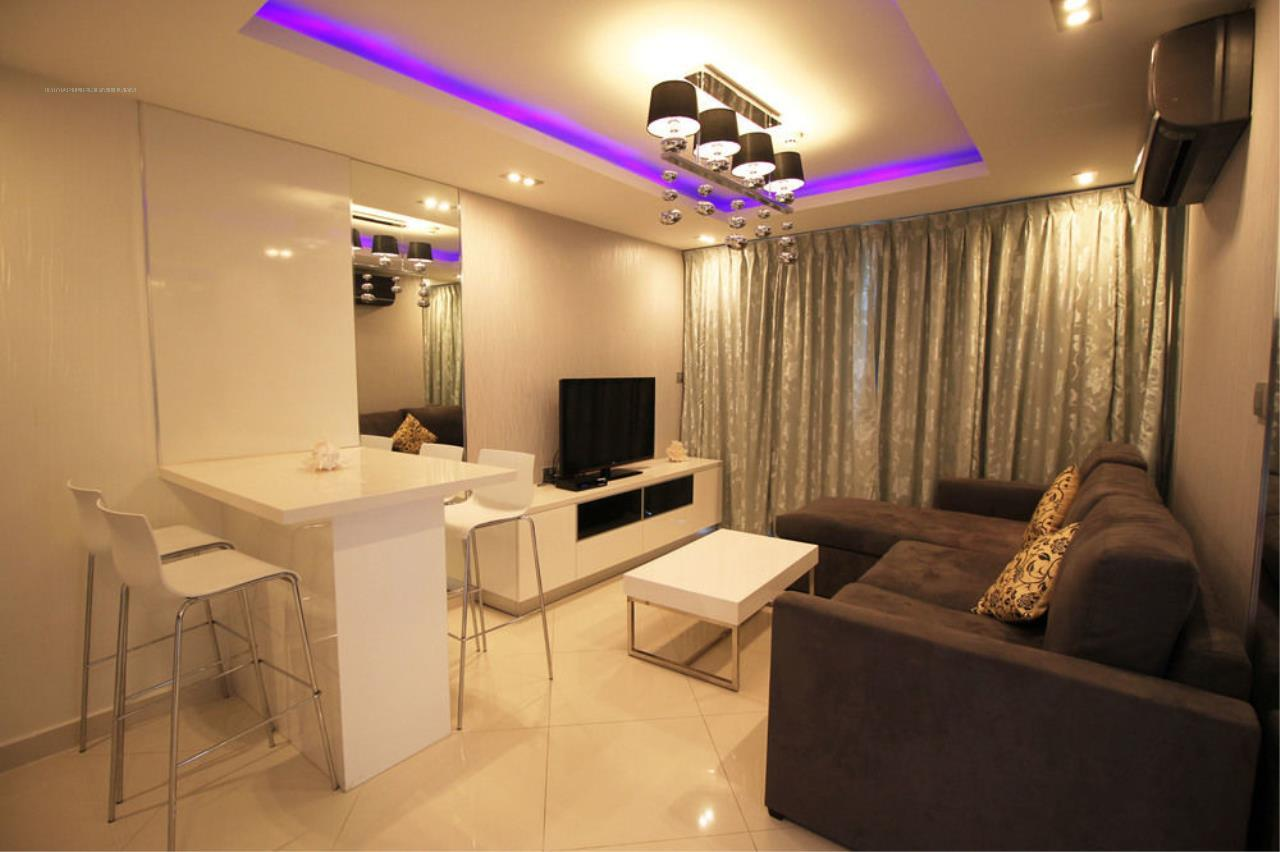 Immobilien Pattaya Agency's The View Cozy Beach 1 Bedroom 45 Sqm. 6th Fl. Hill View 4