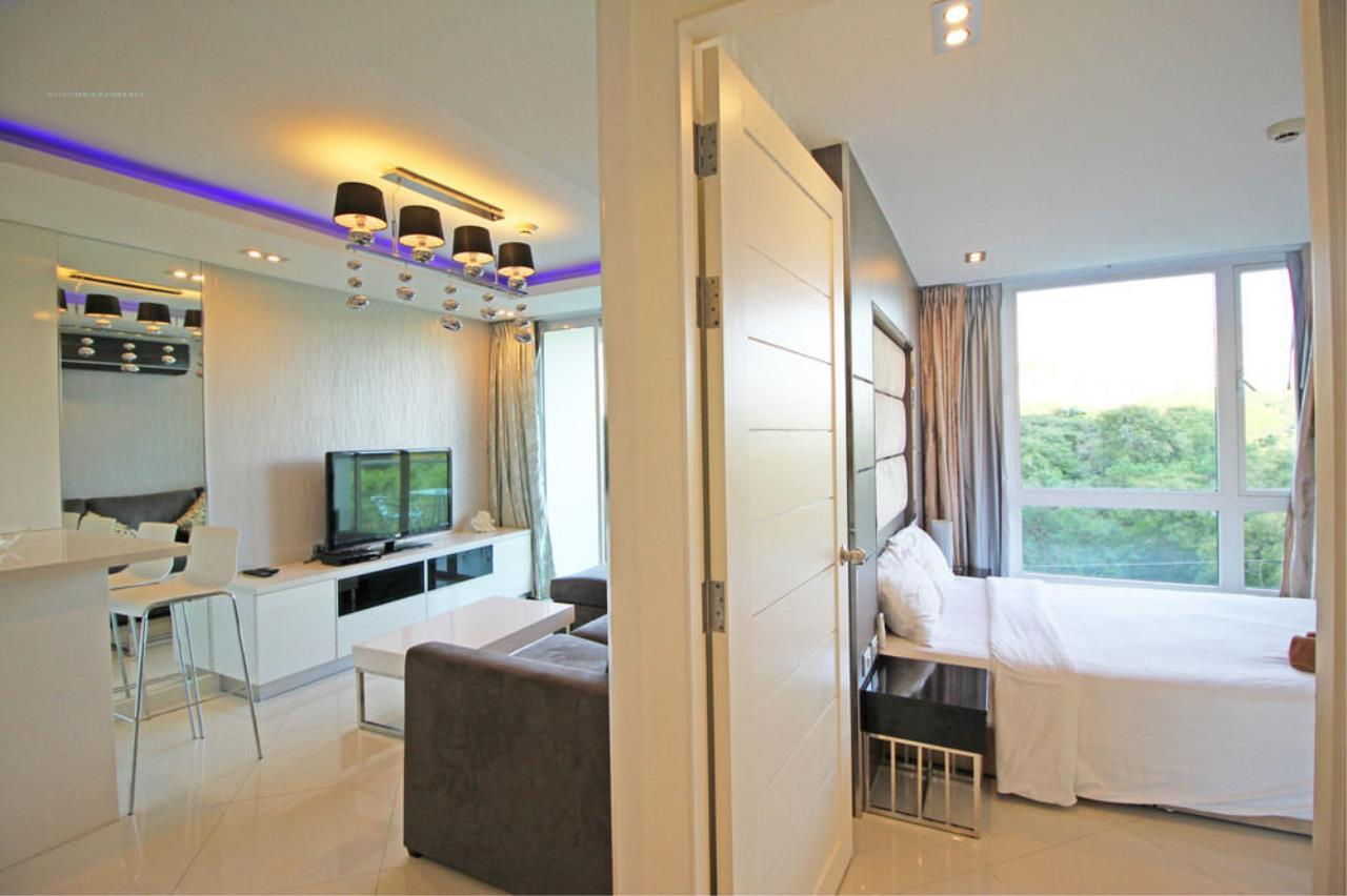 Immobilien Pattaya Agency's The View Cozy Beach 1 Bedroom 45 Sqm. 6th Fl. Hill View 8