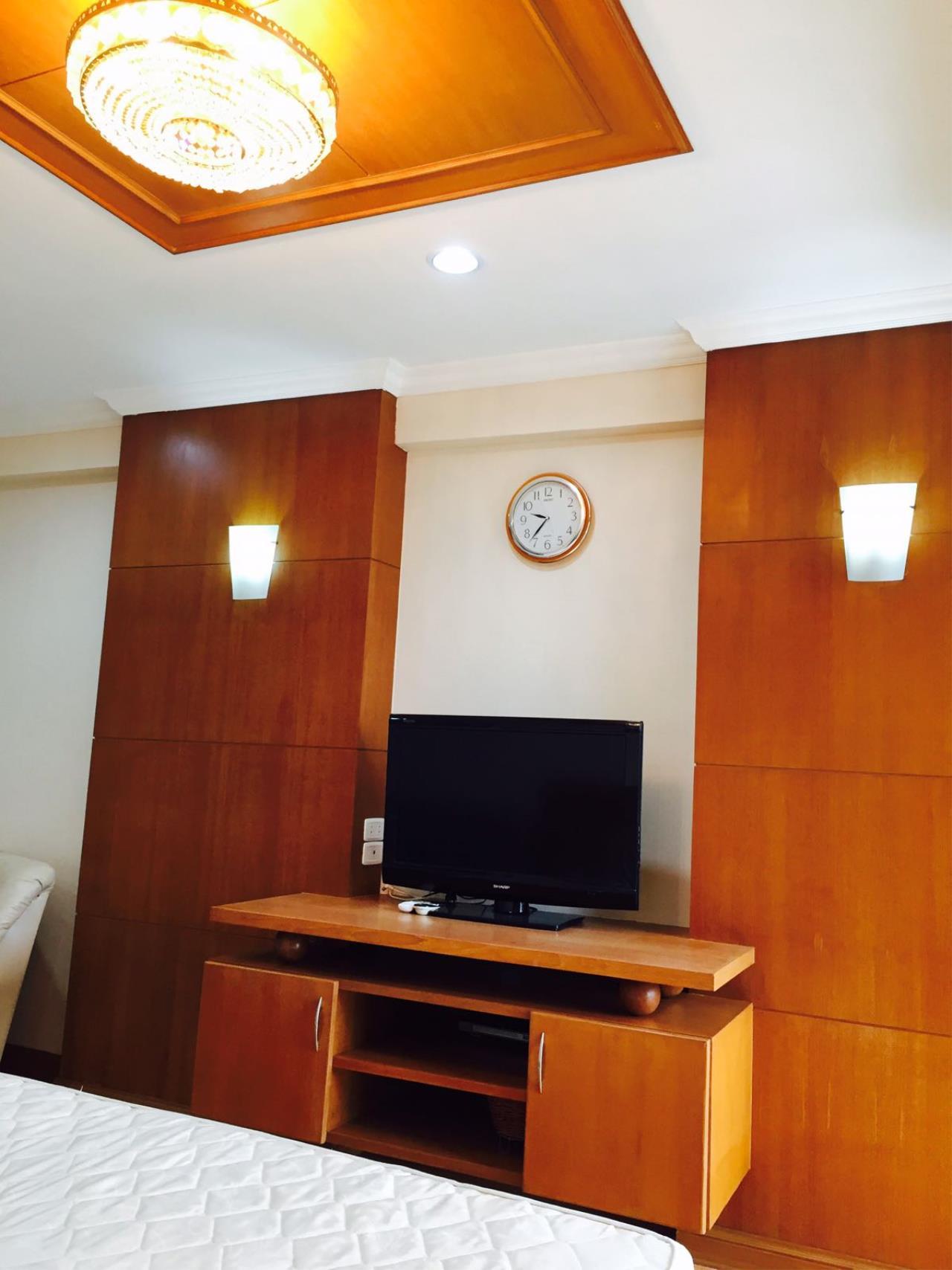 Immobilien Pattaya Agency's Jomtien Beach Condo S2, 32 Sqm. Studio, Sea View, Foreigner Quota 7