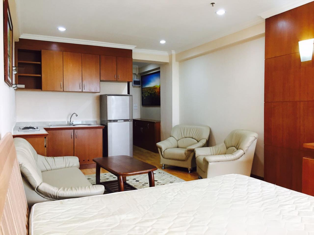 Immobilien Pattaya Agency's Jomtien Beach Condo S2, 32 Sqm. Studio, Sea View, Foreigner Quota 4