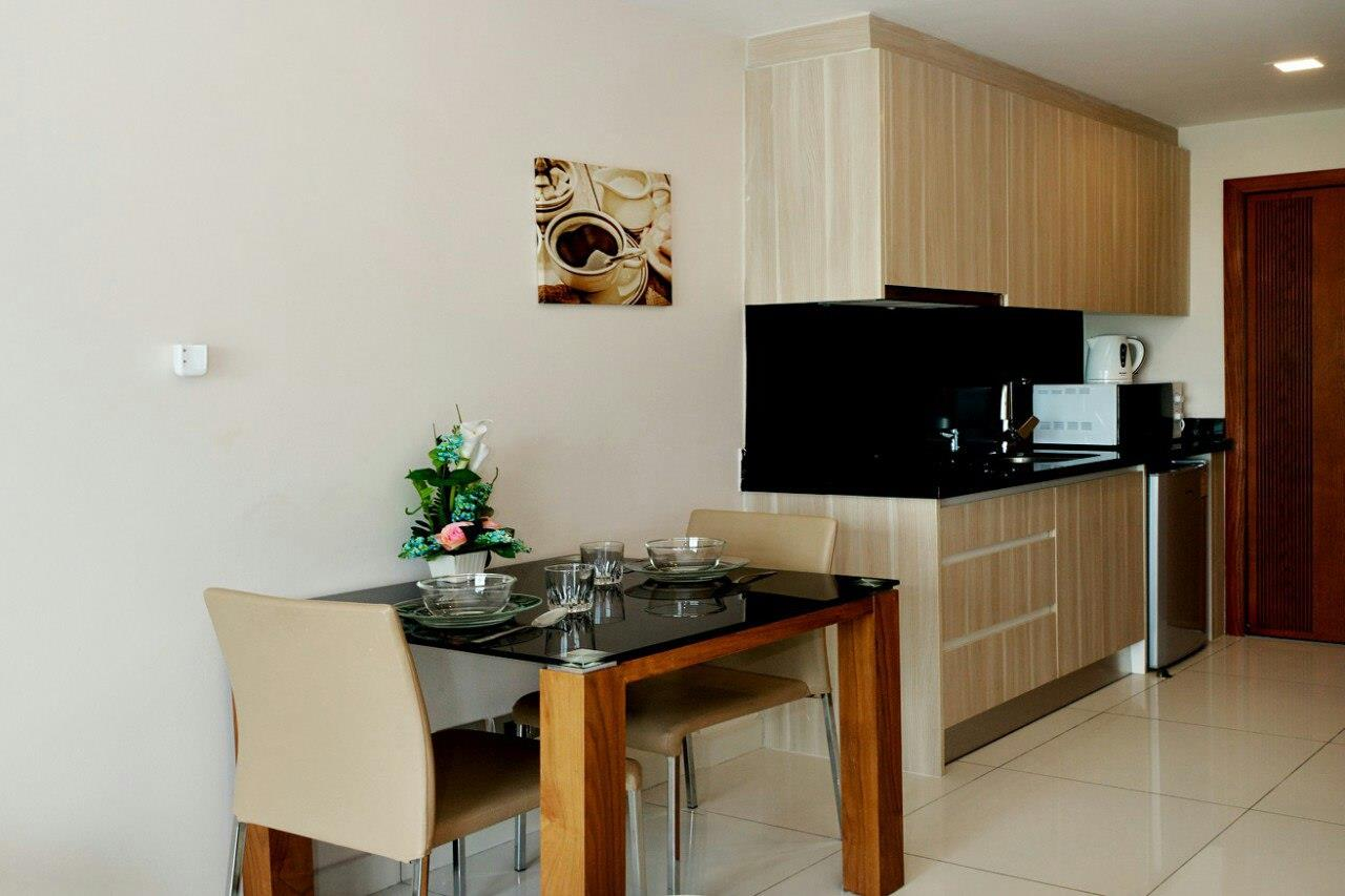 Immobilien Pattaya Agency's Laguna Beach Resort 1 Pattaya, Studio, 25 Sqm. City View 1