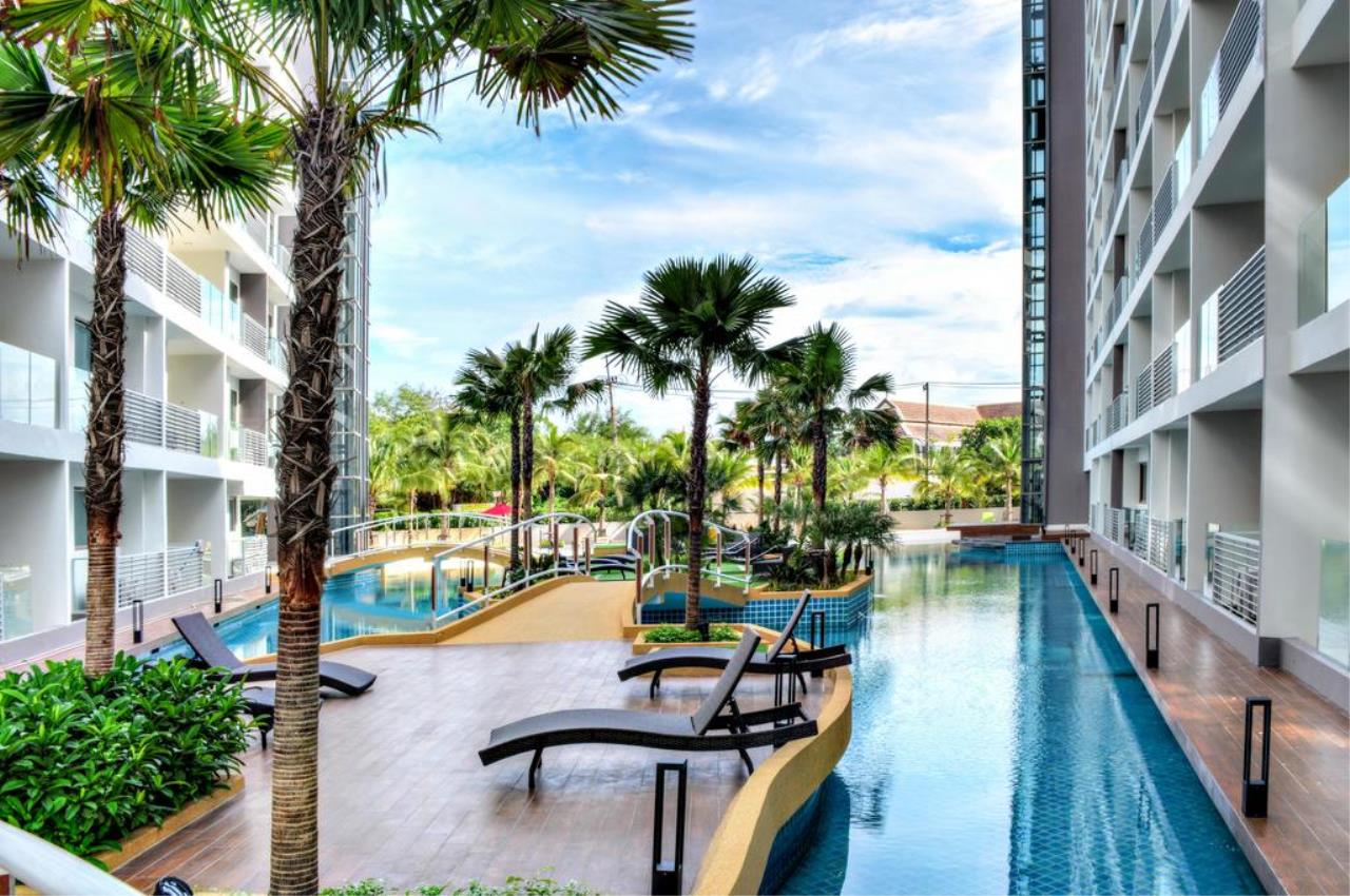 Immobilien Pattaya Agency's Laguna Beach Resort 1 Pattaya, Studio, 25 Sqm. City View 8