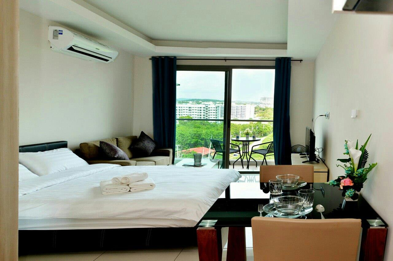 Immobilien Pattaya Agency's Laguna Beach Resort 1 Pattaya, Studio, 25 Sqm. City View 2