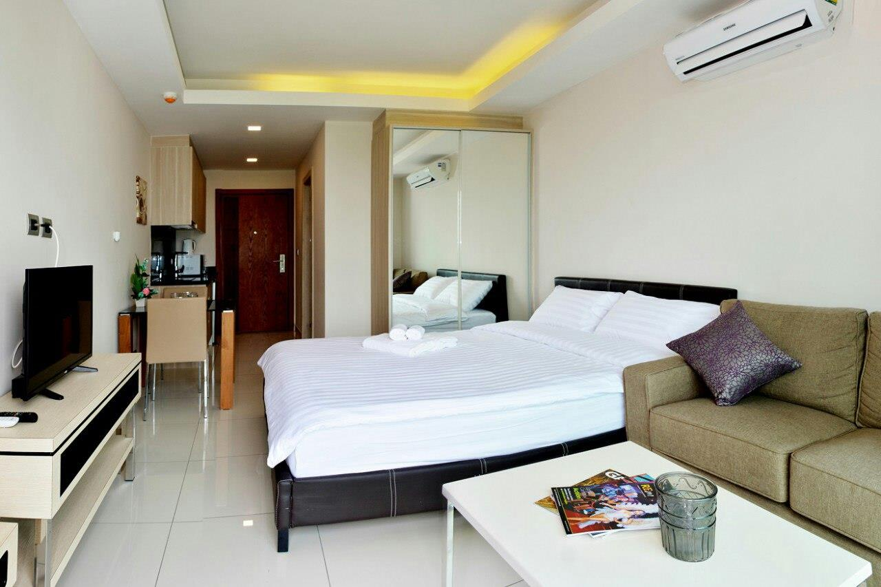 Immobilien Pattaya Agency's Laguna Beach Resort 1 Pattaya, Studio, 25 Sqm. City View 5
