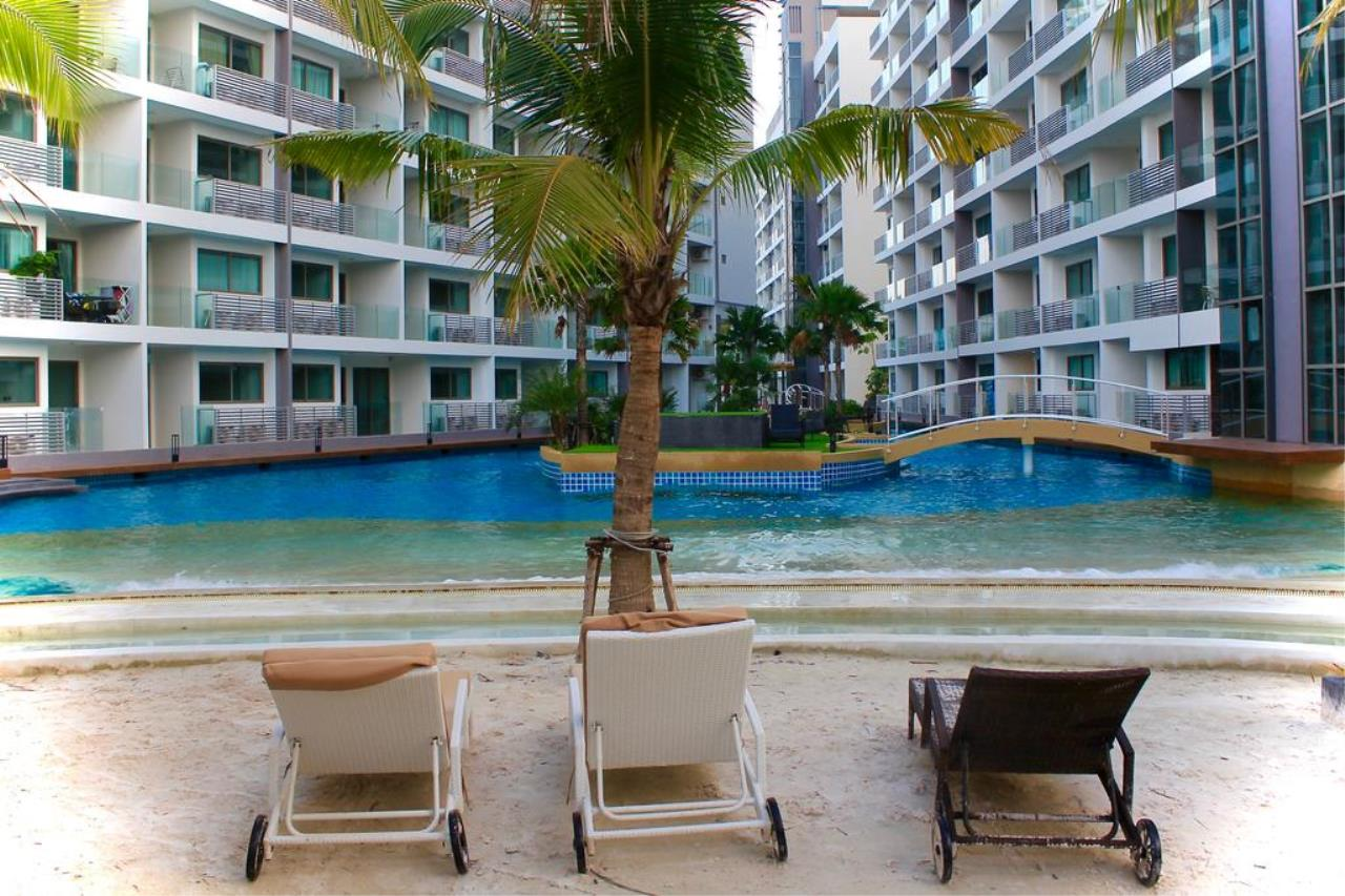 Immobilien Pattaya Agency's SALE Laguna Beach Resort Pattaya 37Sqm. 1 Bedrooom, Foreigner Name 2