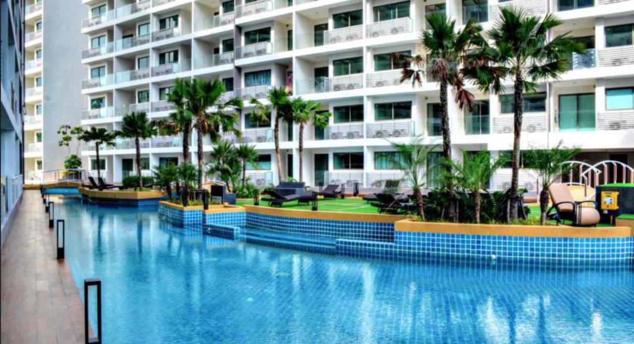 Immobilien Pattaya Agency's SALE Laguna Beach Resort Pattaya 37Sqm. 1 Bedrooom, Foreigner Name 1