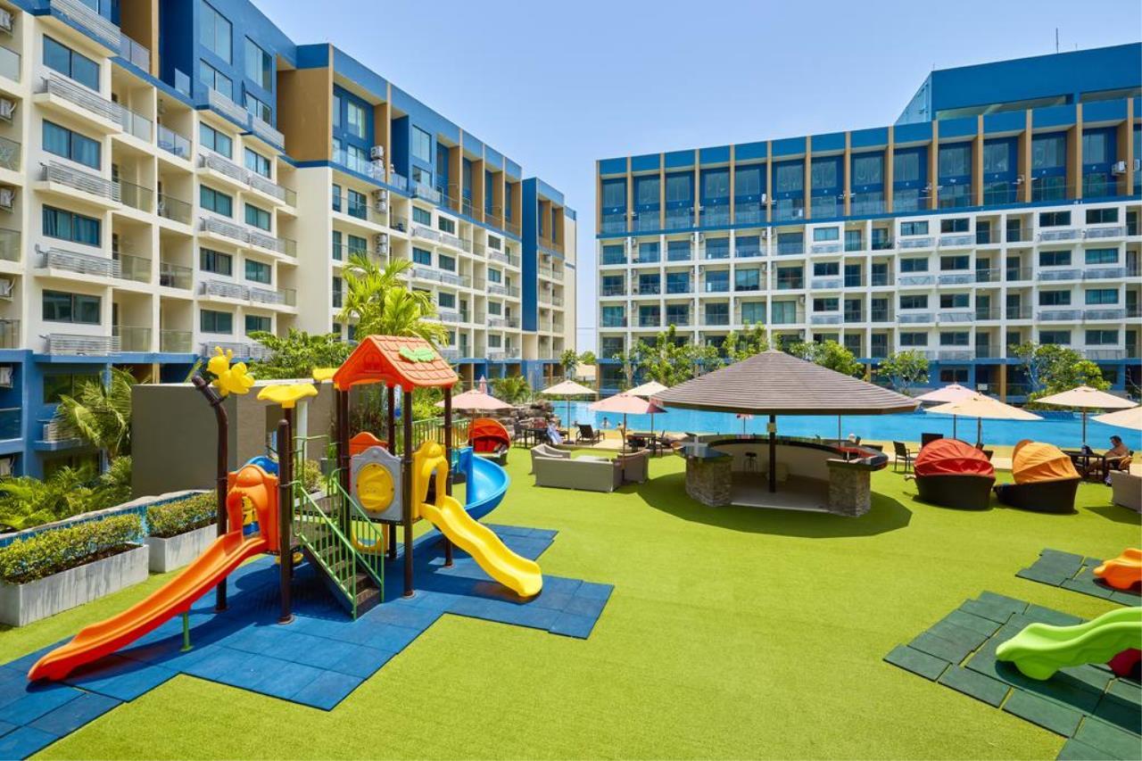 Immobilien Pattaya Agency's SALE Laguna Beach Resort 2 Pattaya, 24 Sqm. Studio, City View 4