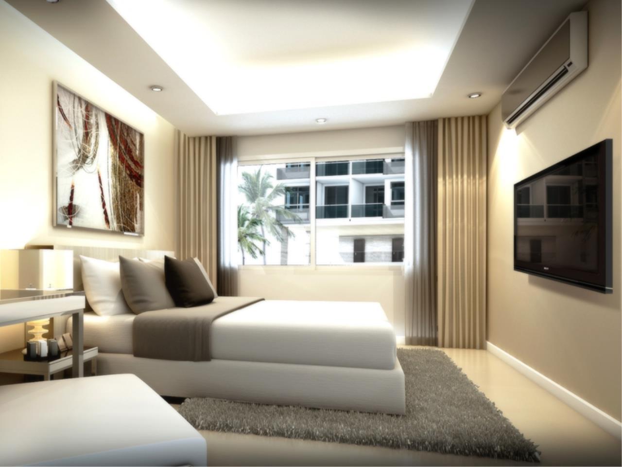 Immobilien Pattaya Agency's SALE Laguna Beach Resort 2 Pattaya, 24 Sqm. Studio, City View 1