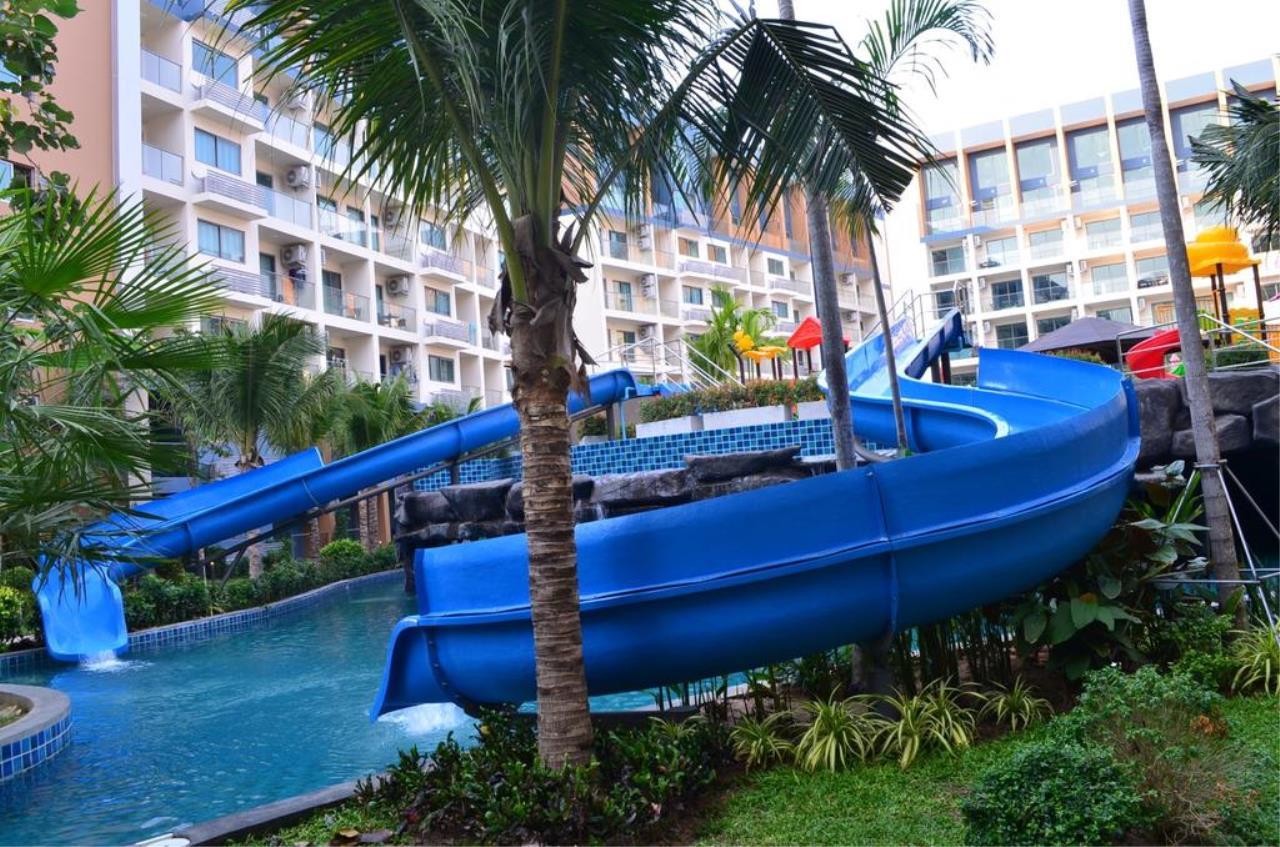 Immobilien Pattaya Agency's SALE Laguna Beach Resort 2 Pattaya, 24 Sqm. Studio, City View 3