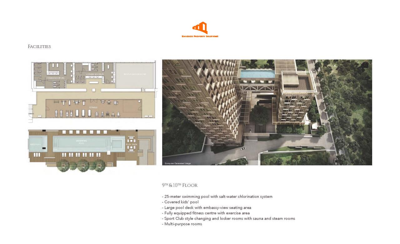 Bangkok Property Solutions Co., Ltd. Agency's Sindhorn Residence 1