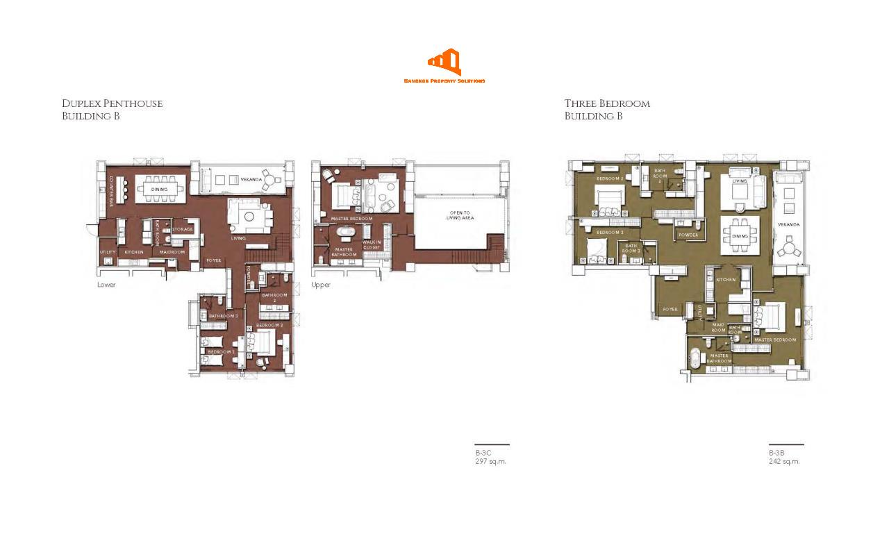 Bangkok Property Solutions Co., Ltd. Agency's Sindhorn Residence 14