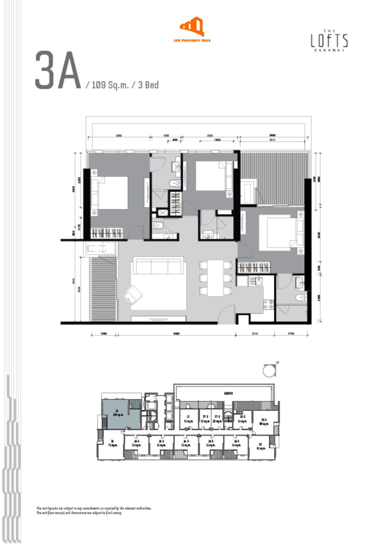 Bangkok Property Solutions Co., Ltd. Agency's The Lofts Asoke 9