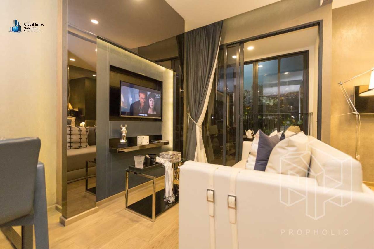 Bangkok Property Solutions Co., Ltd. Agency's Ashton Chula 2
