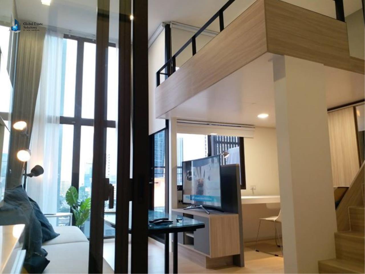 Global Estate Solutions Co., Ltd. Agency's Chewathai Residence Asoke 1