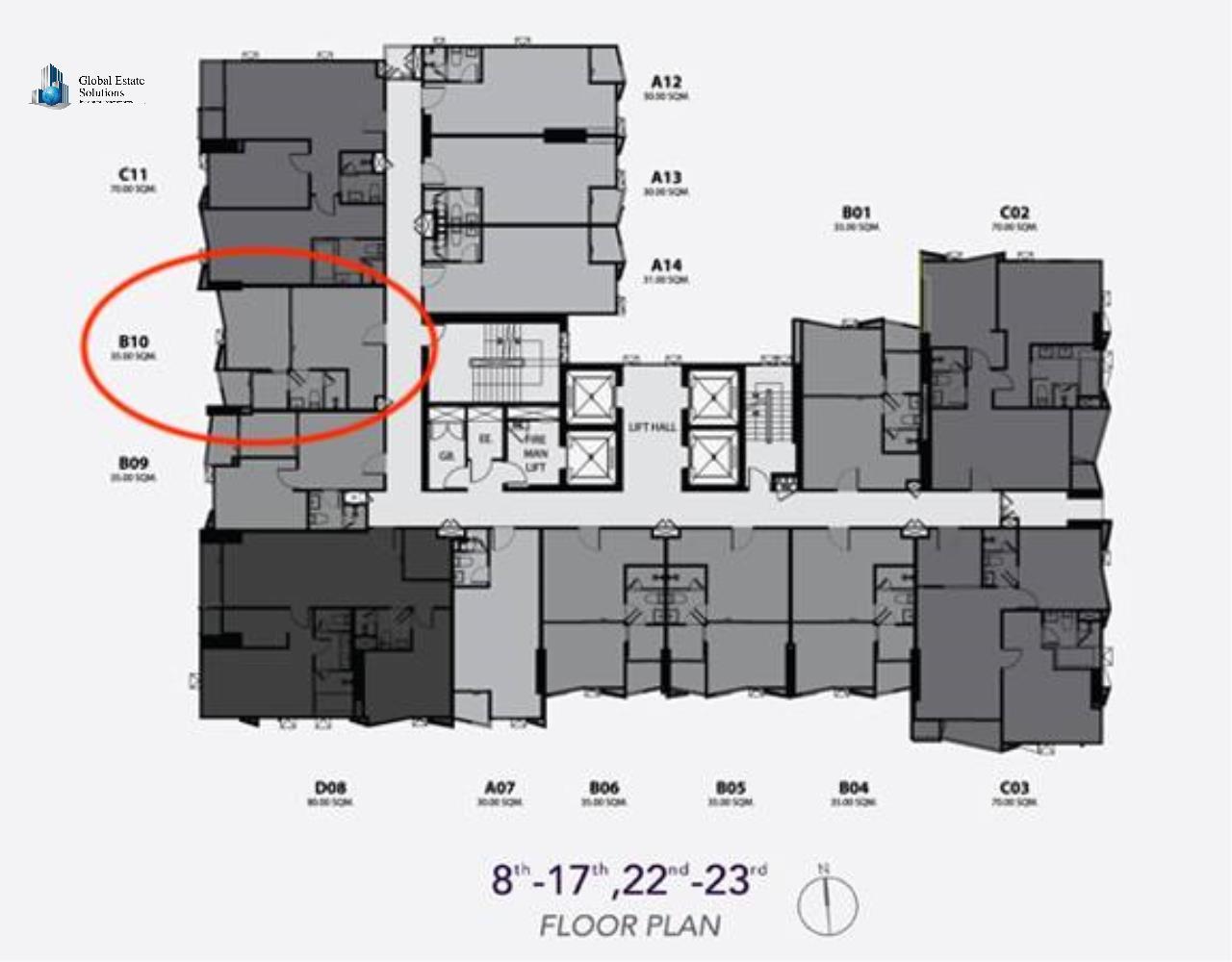 Bangkok Property Solutions Co., Ltd. Agency's Rhythm Ekkamai 2