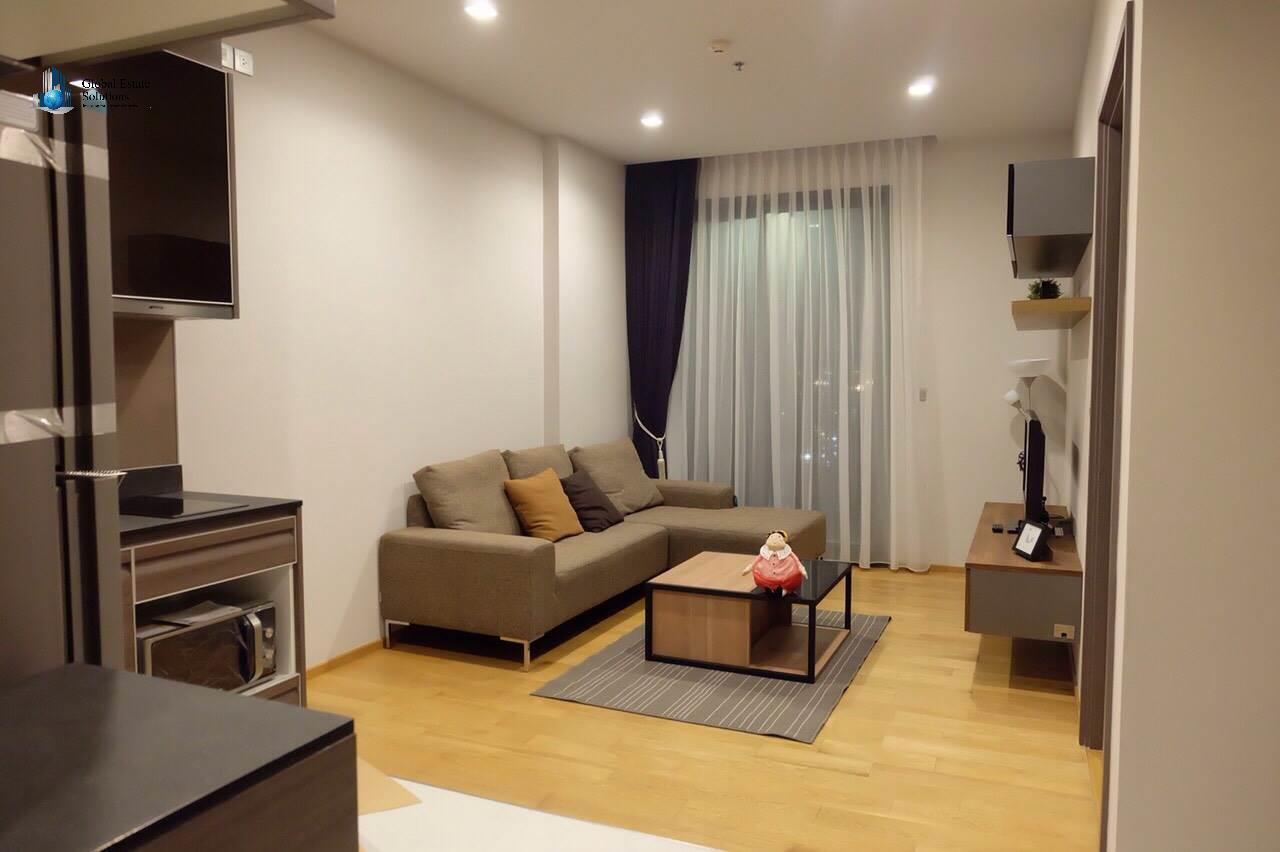 Global Estate Solutions Co., Ltd. Agency's For Rent Keyne by Sansiri BTS Thonglor  1