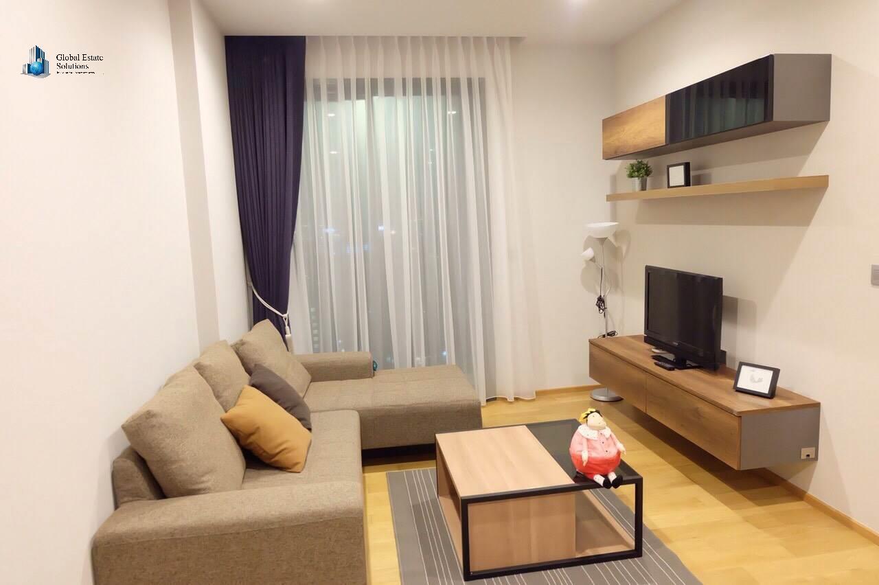 Global Estate Solutions Co., Ltd. Agency's For Rent Keyne by Sansiri BTS Thonglor  2