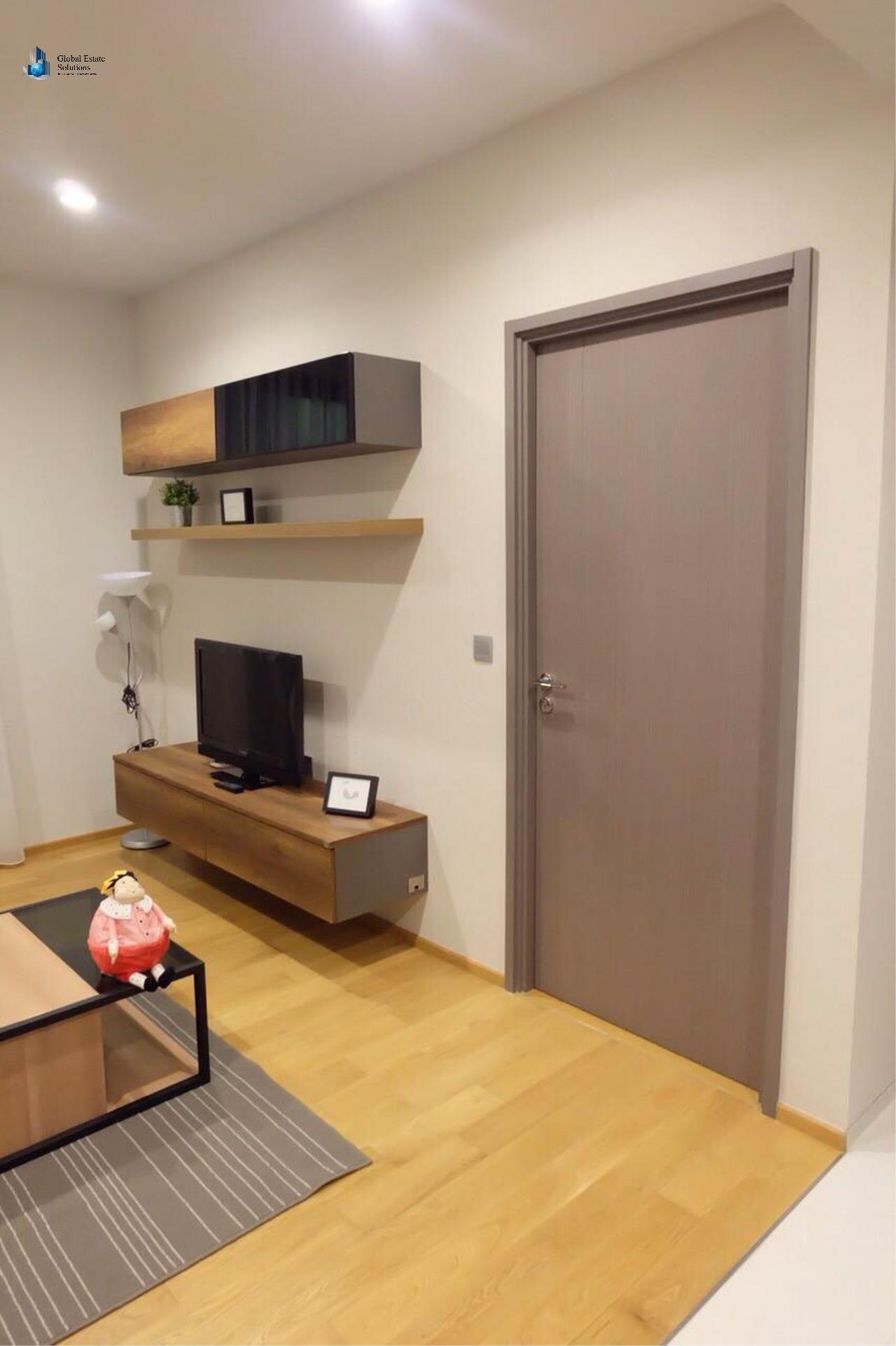 Global Estate Solutions Co., Ltd. Agency's For Rent Keyne by Sansiri BTS Thonglor  3