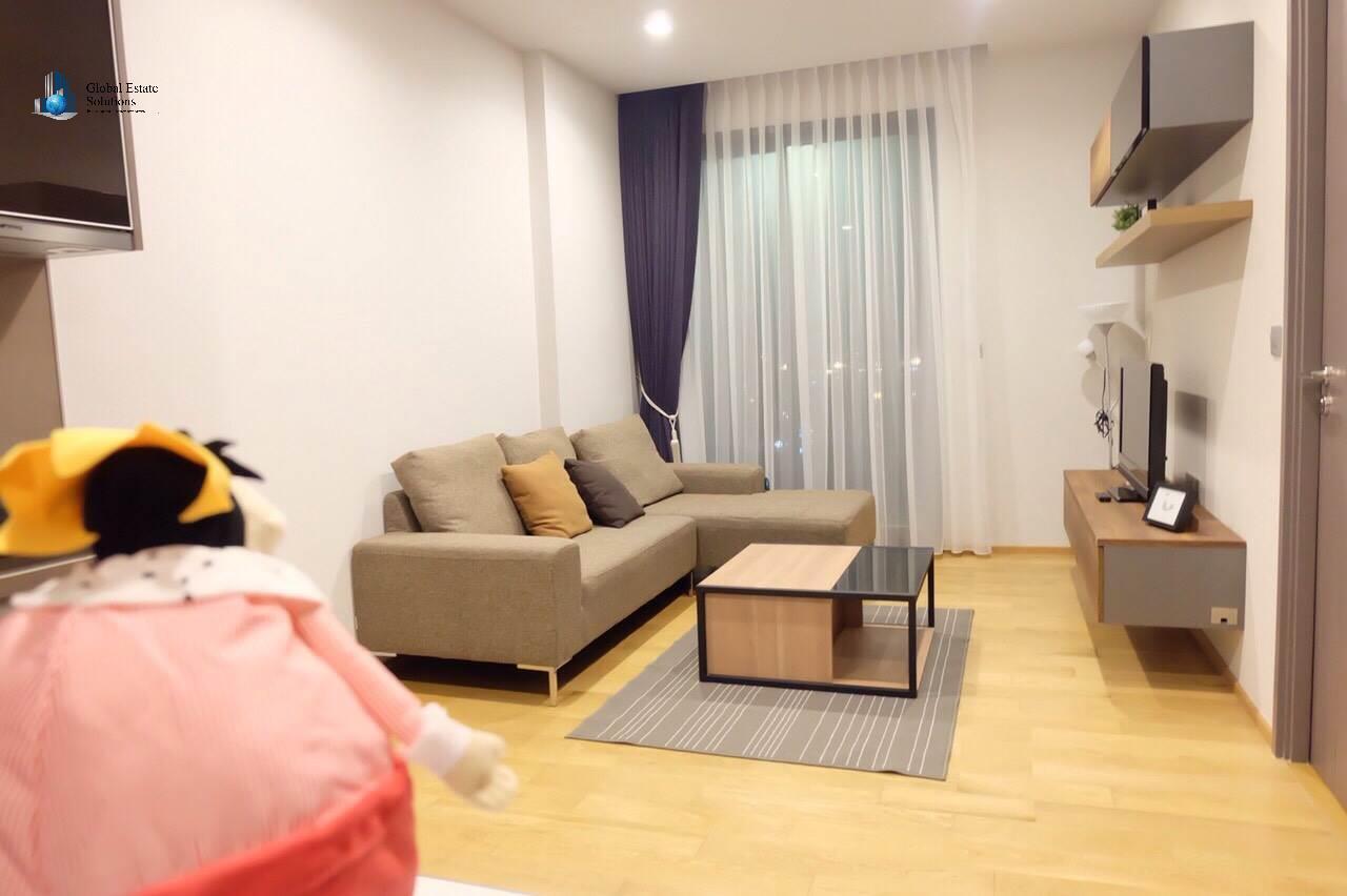 Global Estate Solutions Co., Ltd. Agency's For Rent Keyne by Sansiri BTS Thonglor  8