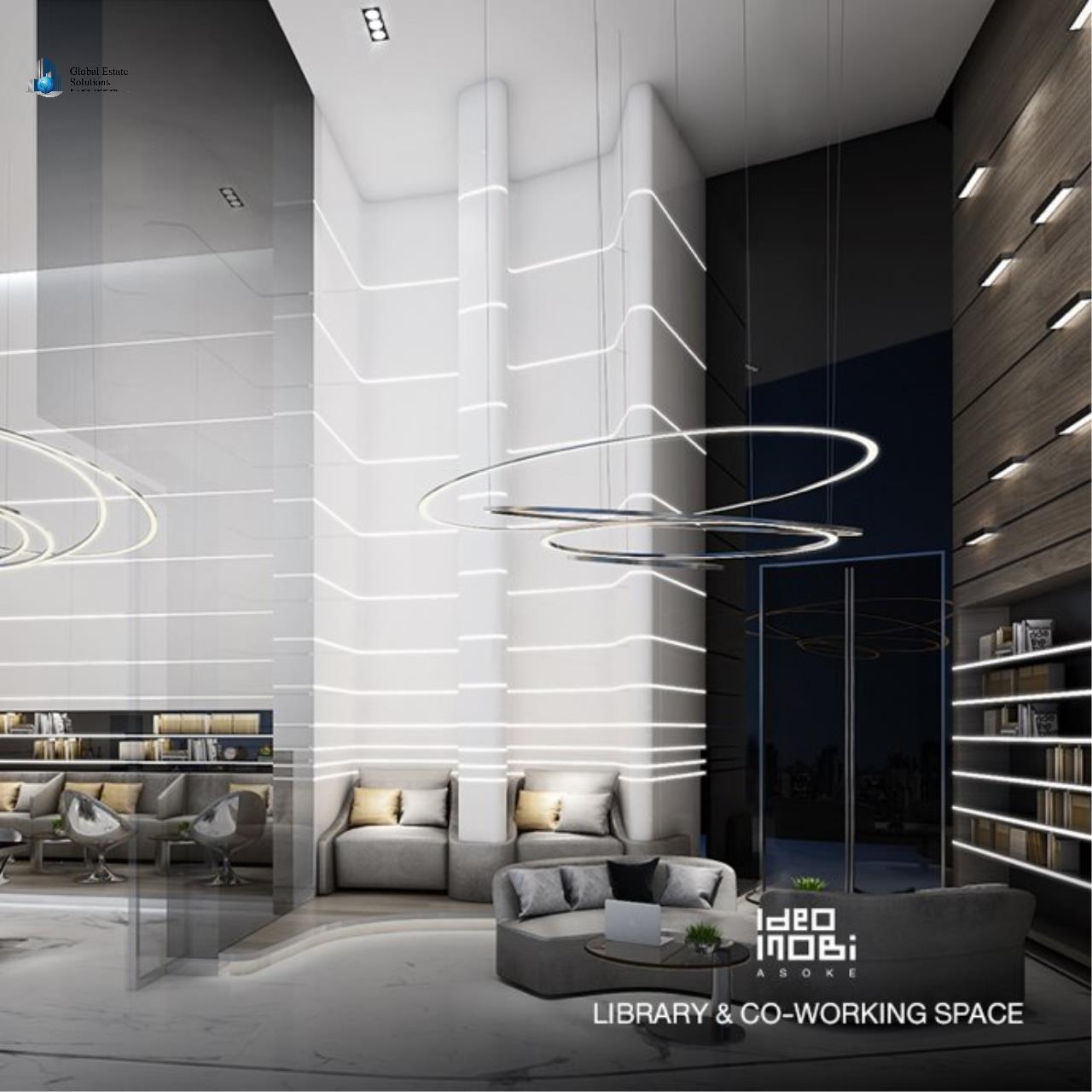 Global Estate Solutions Co., Ltd. Agency's Ideo Mobi Asoke 3