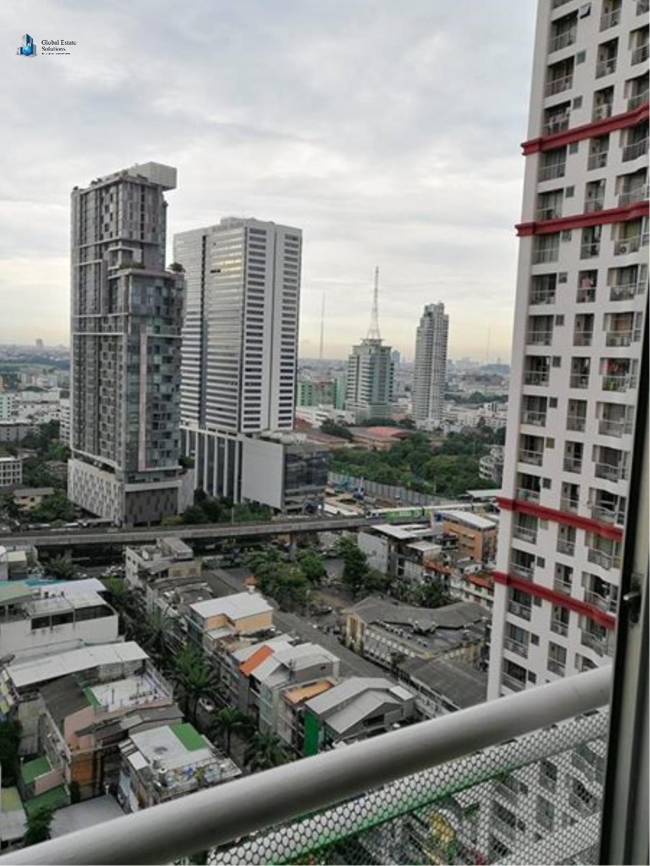 Global Estate Solutions Co., Ltd. Agency's Pathumwan Resort Condominium 5