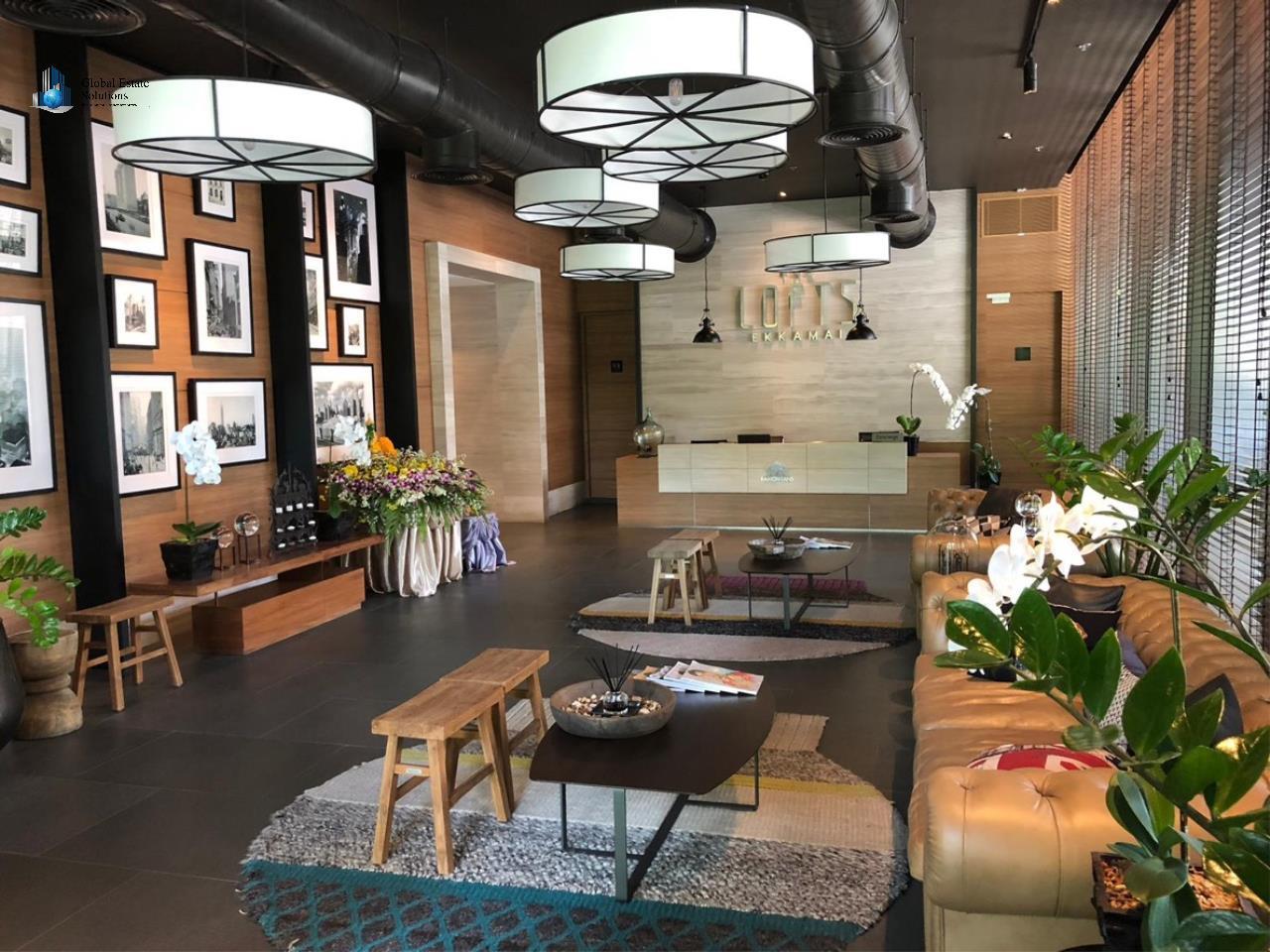 Bangkok Property Solutions Co., Ltd. Agency's Loft Ekkamai 6