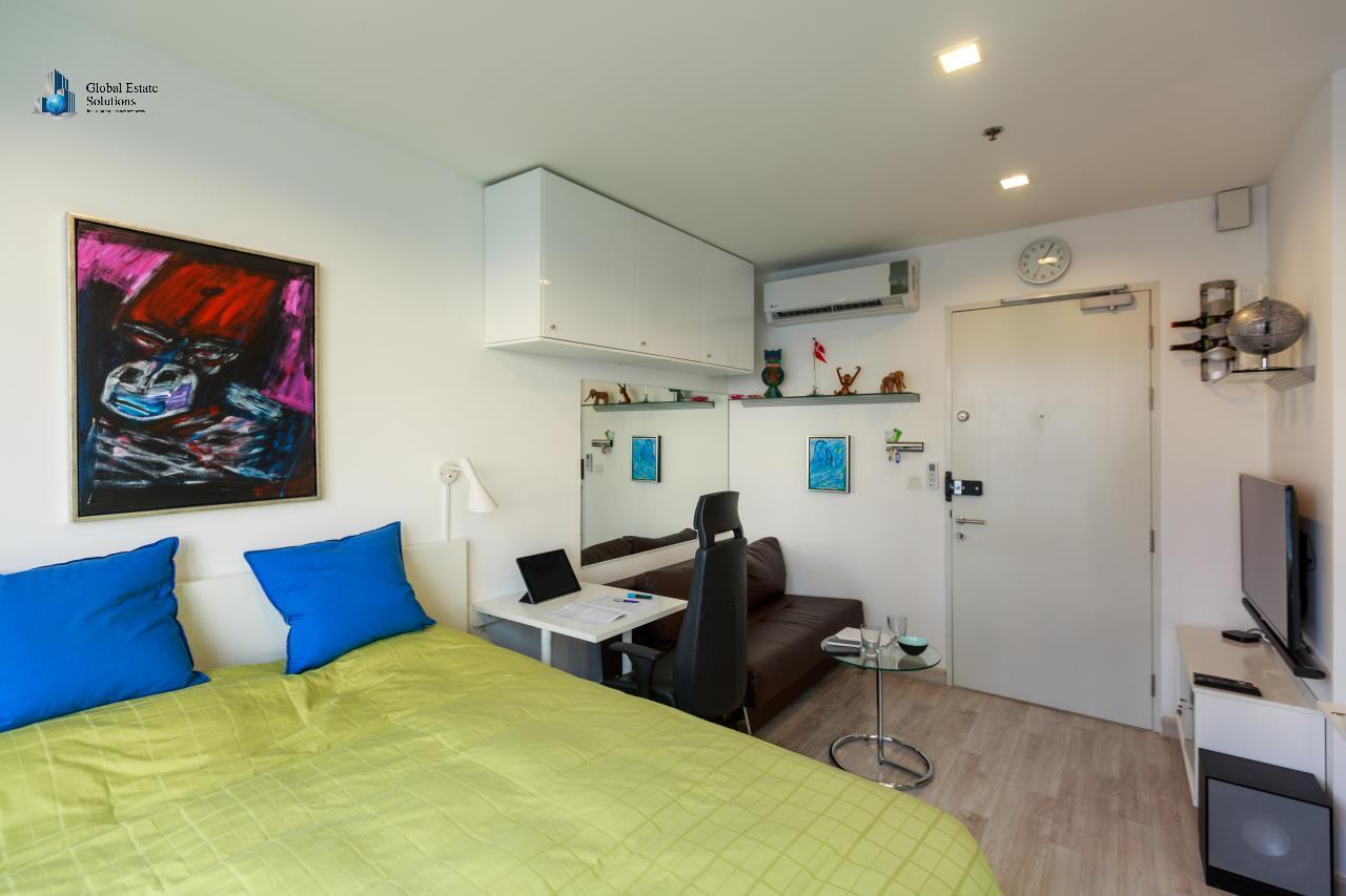 Global Estate Solutions Co., Ltd. Agency's Ideo Mobi Sukhumvit  1