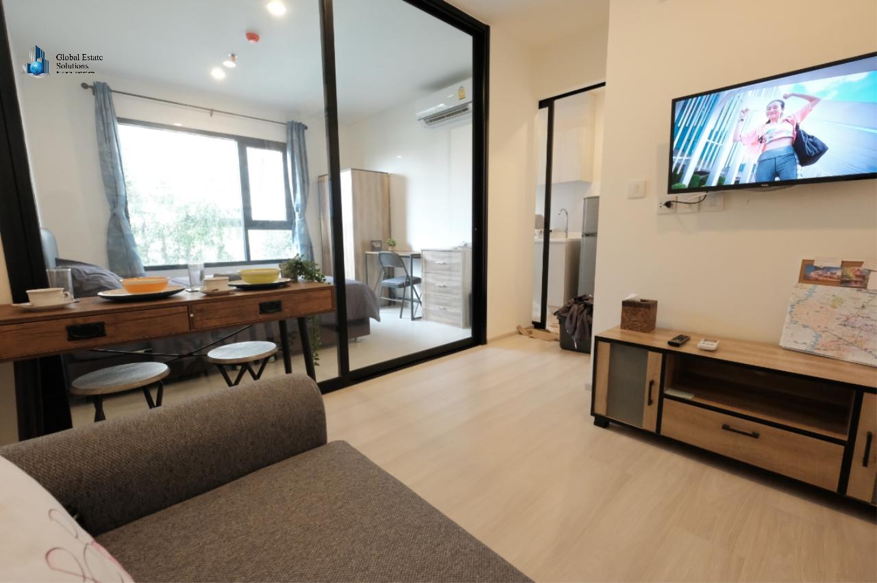 Global Estate Solutions Co., Ltd. Agency's Life Asoke 3