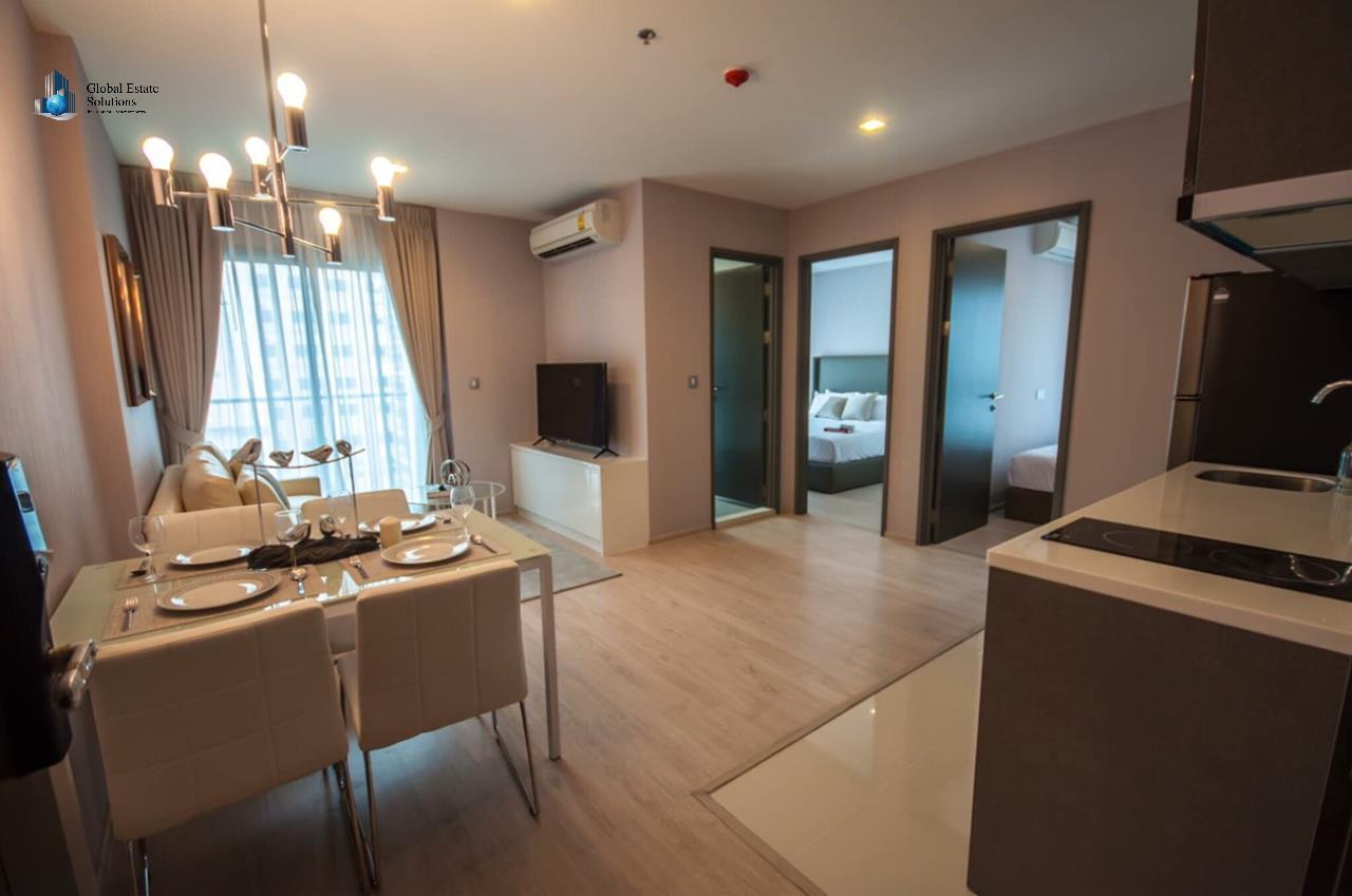 Bangkok Property Solutions Co., Ltd. Agency's Rhythm Rangnam 3