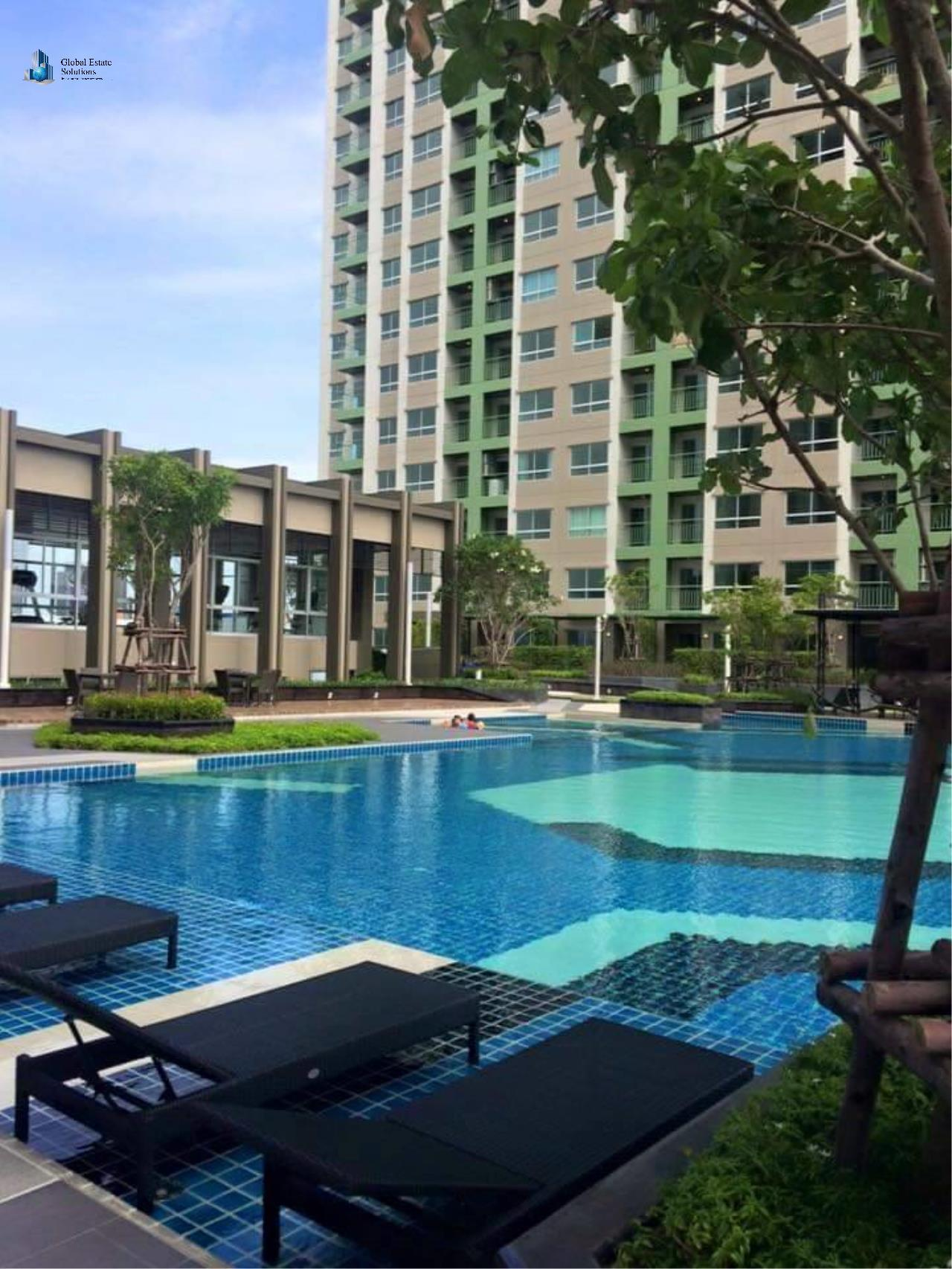 Bangkok Property Solutions Co., Ltd. Agency's Lumpini Park Rama9-Ratchada 6