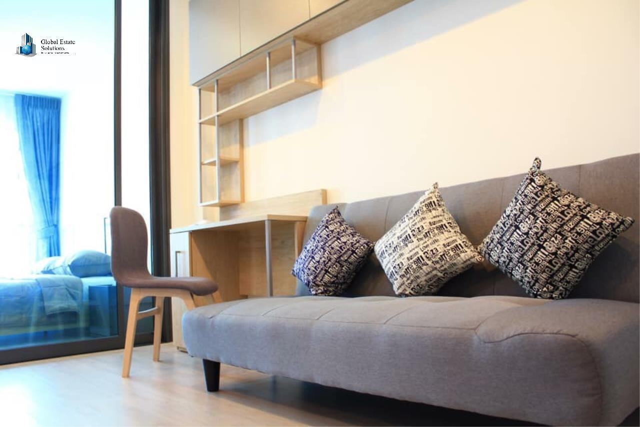 Bangkok Property Solutions Co., Ltd. Agency's Rhythm Rangnam 2