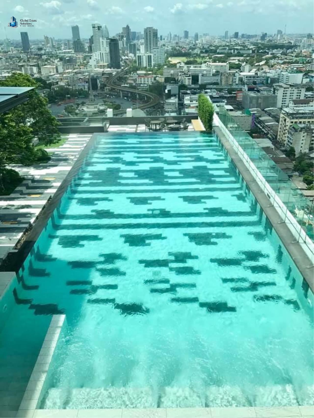 Bangkok Property Solutions Co., Ltd. Agency's Rhythm Rangnam 7