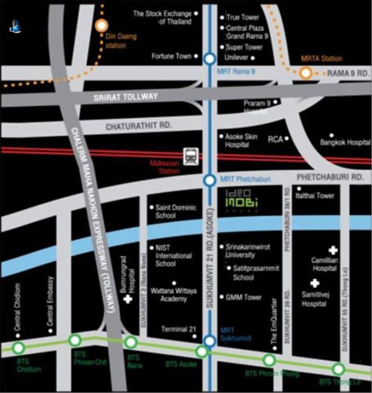Bangkok Property Solutions Co., Ltd. Agency's Ideo Mobi Asoke 8
