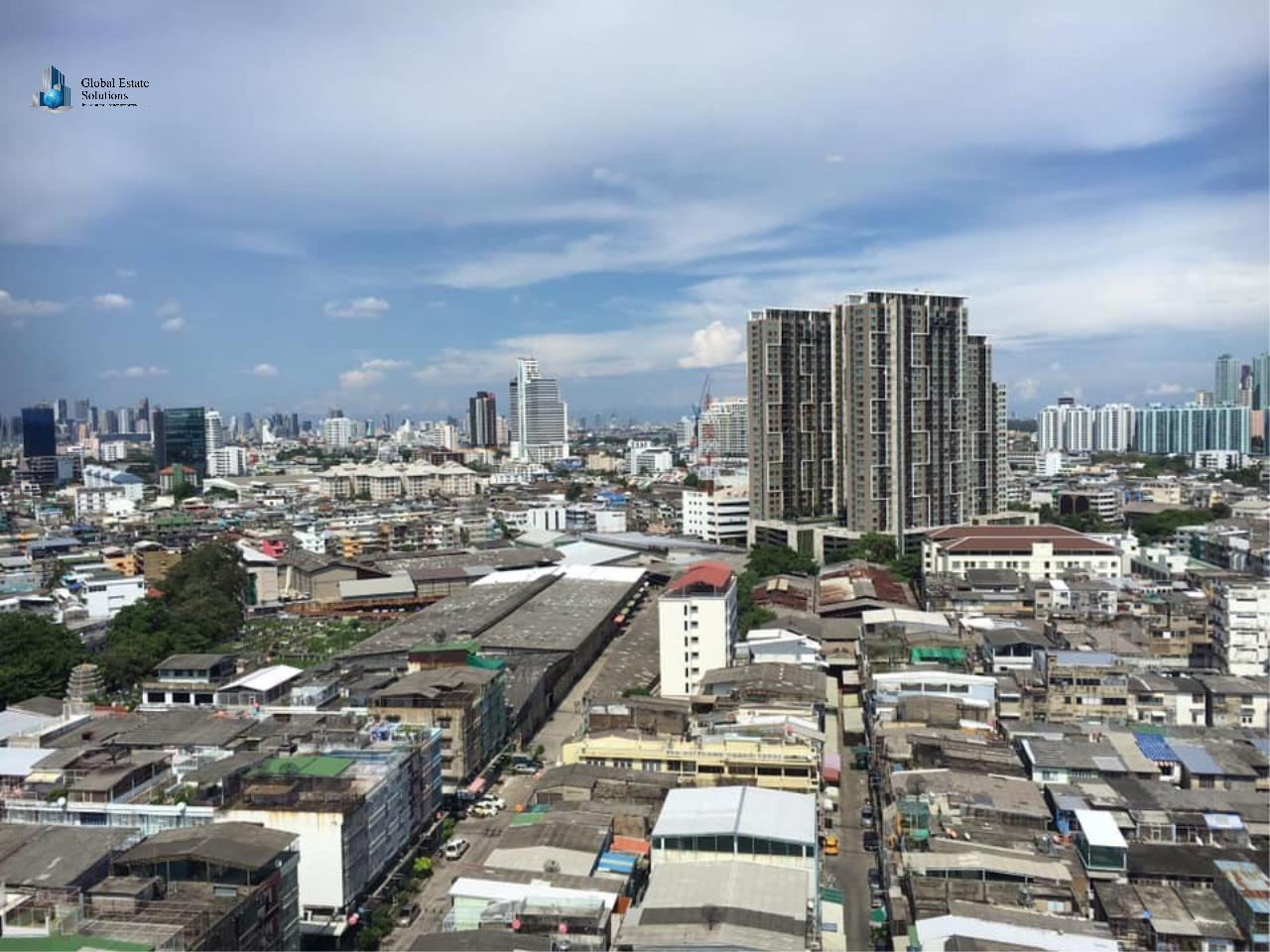 Global Estate Solutions Co., Ltd. Agency's The Room Sathorn-Taksin  7