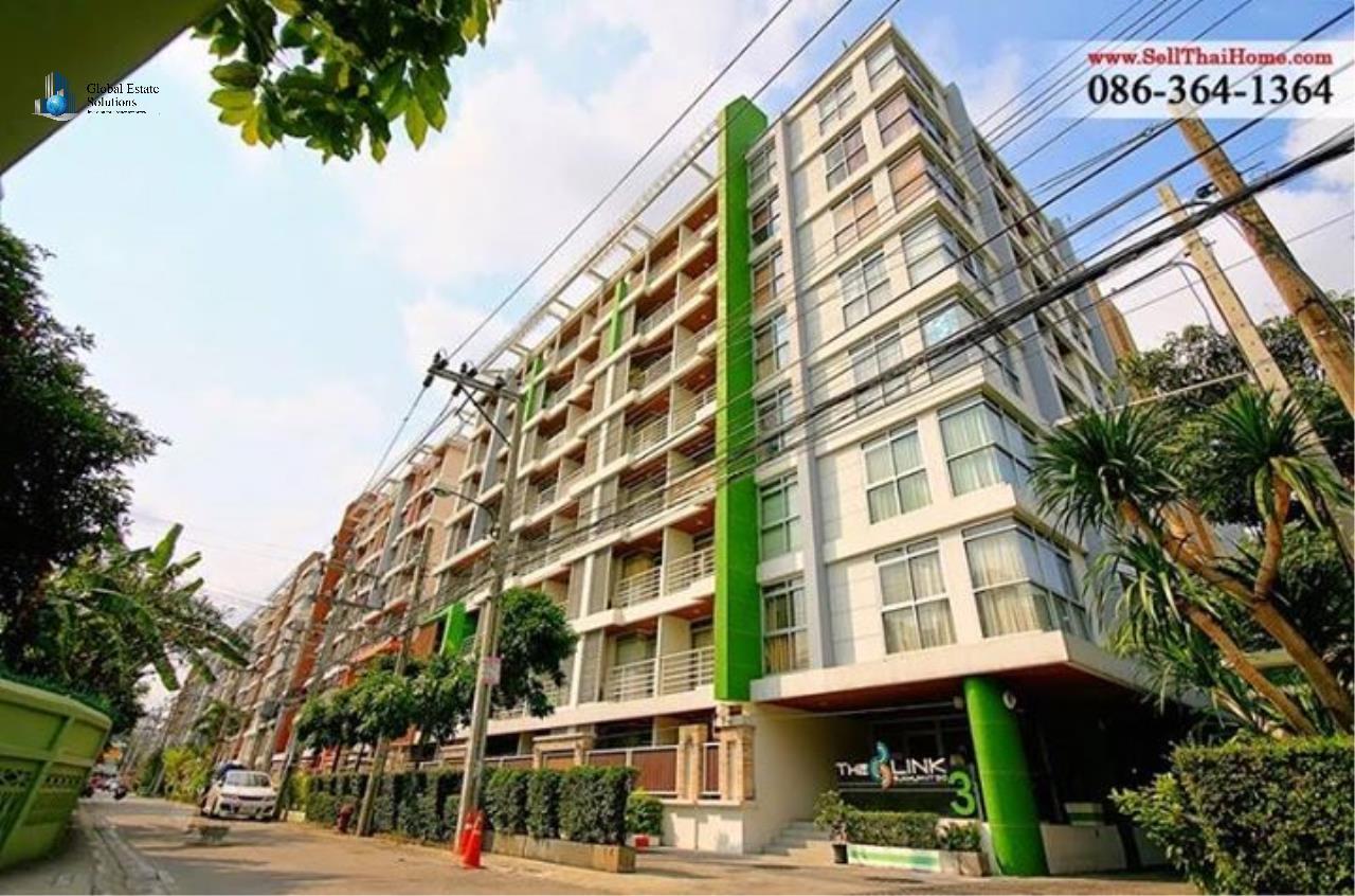 Global Estate Solutions Co., Ltd. Agency's The Link 3 Sukhumvit 50 6