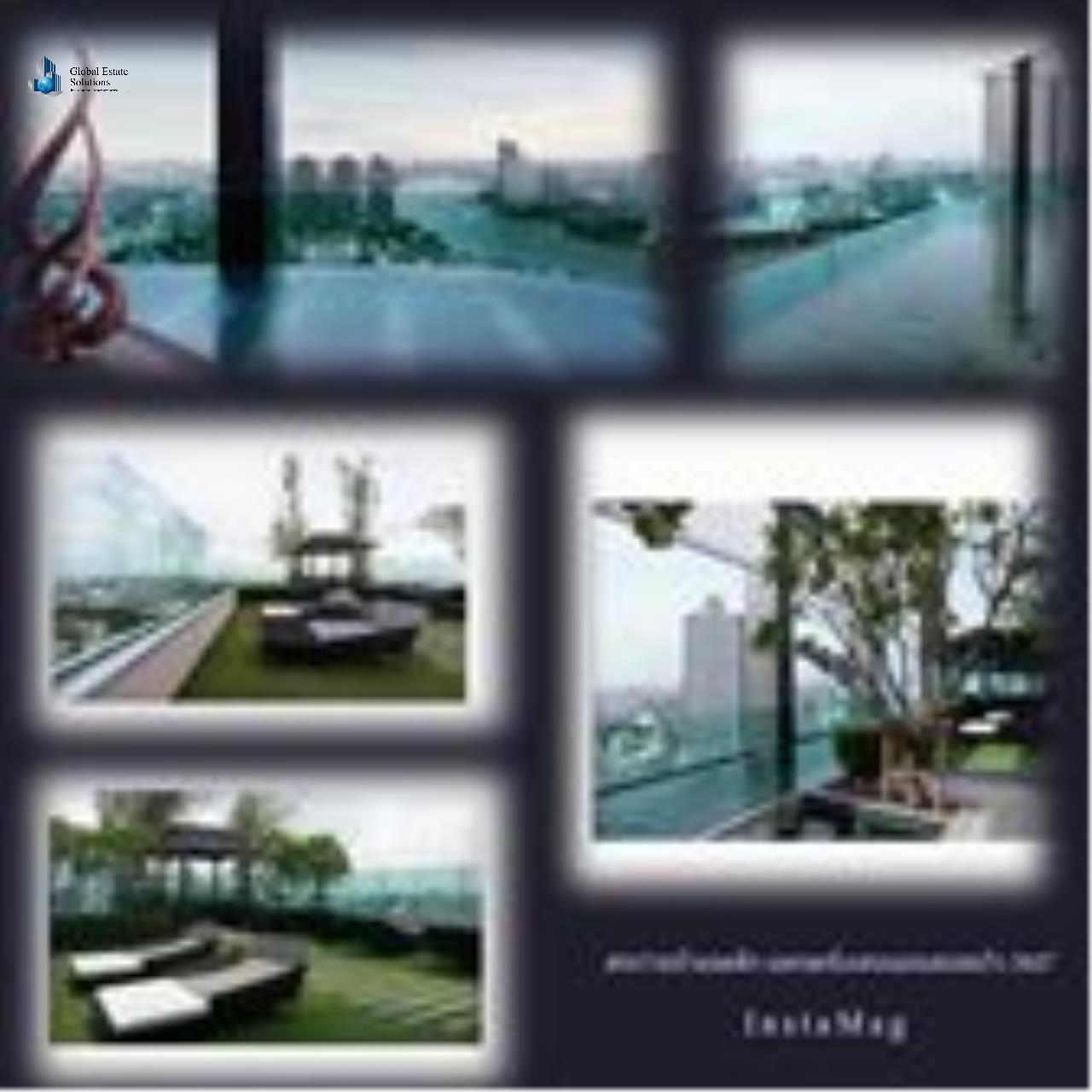 Global Estate Solutions Co., Ltd. Agency's Rhythm Sathorn 3