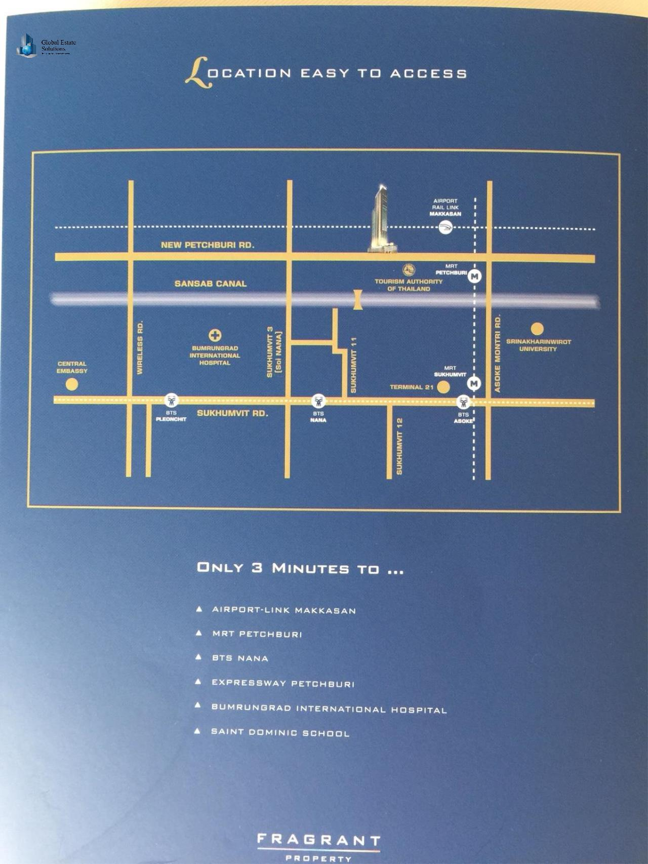 Bangkok Property Solutions Co., Ltd. Agency's Circle Living prototype  9