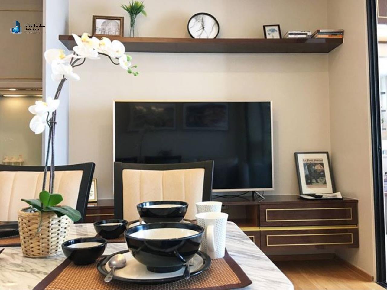 Bangkok Property Solutions Co., Ltd. Agency's Noble Revo Silom 4