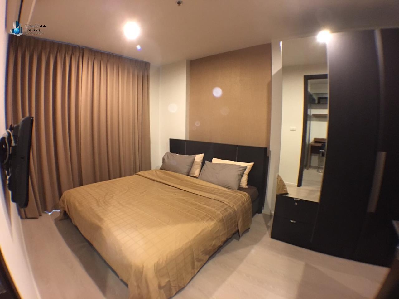 Global Estate Solutions Co., Ltd. Agency's Rhythm Sathorn - Narathiwas 5