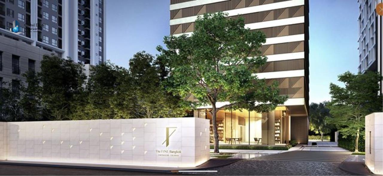 Bangkok Property Solutions Co., Ltd. Agency's The FINE Bangkok Thonglor-Ekamai 6