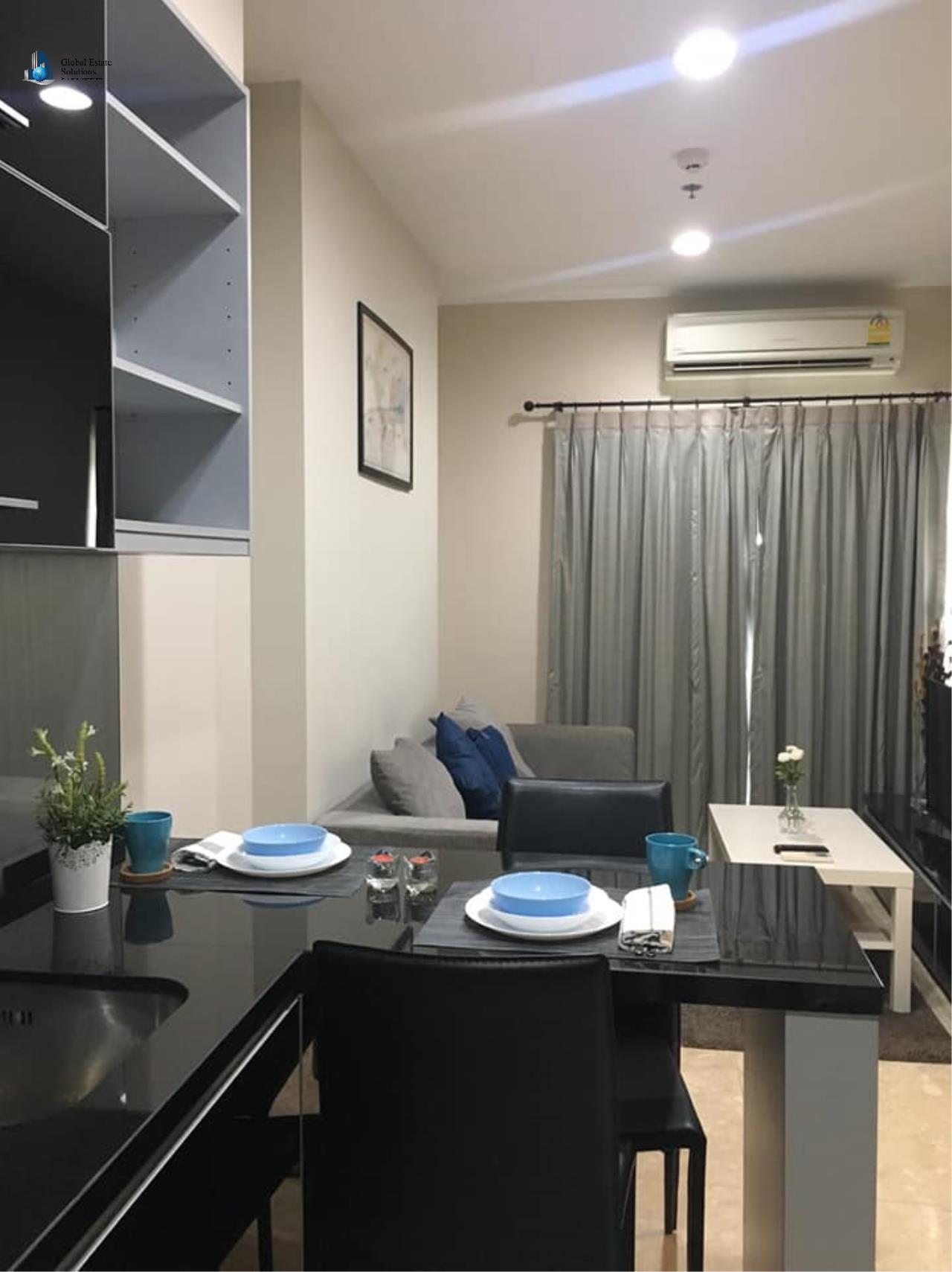 Bangkok Property Solutions Co., Ltd. Agency's The crest sukhumvit 34 1