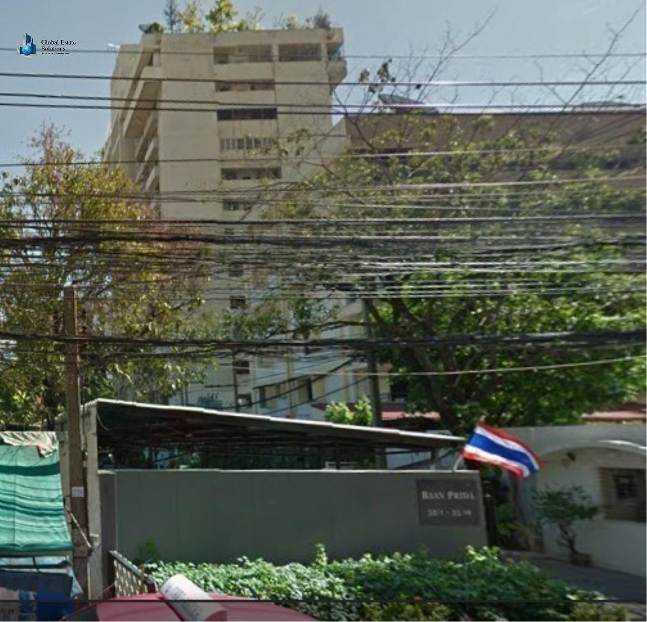 Bangkok Property Solutions Co., Ltd. Agency's Office Space Sukhumvit 8 3