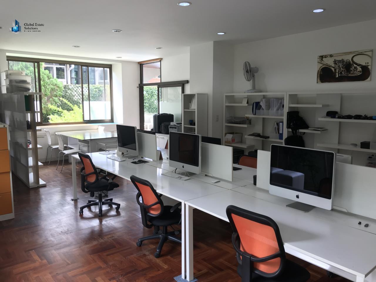 Bangkok Property Solutions Co., Ltd. Agency's Office Space Sukhumvit 8 6