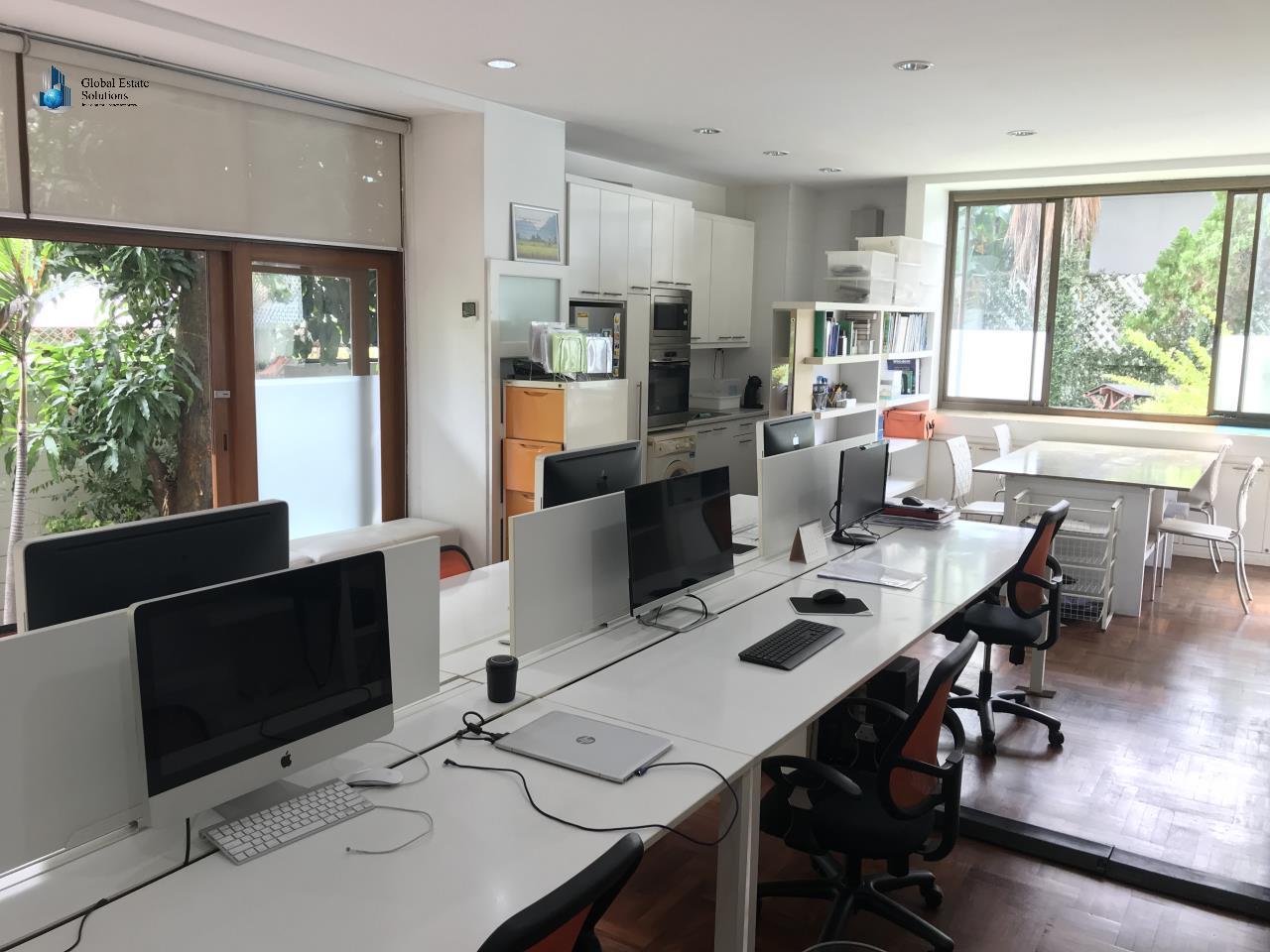 Bangkok Property Solutions Co., Ltd. Agency's Office Space Sukhumvit 8 2
