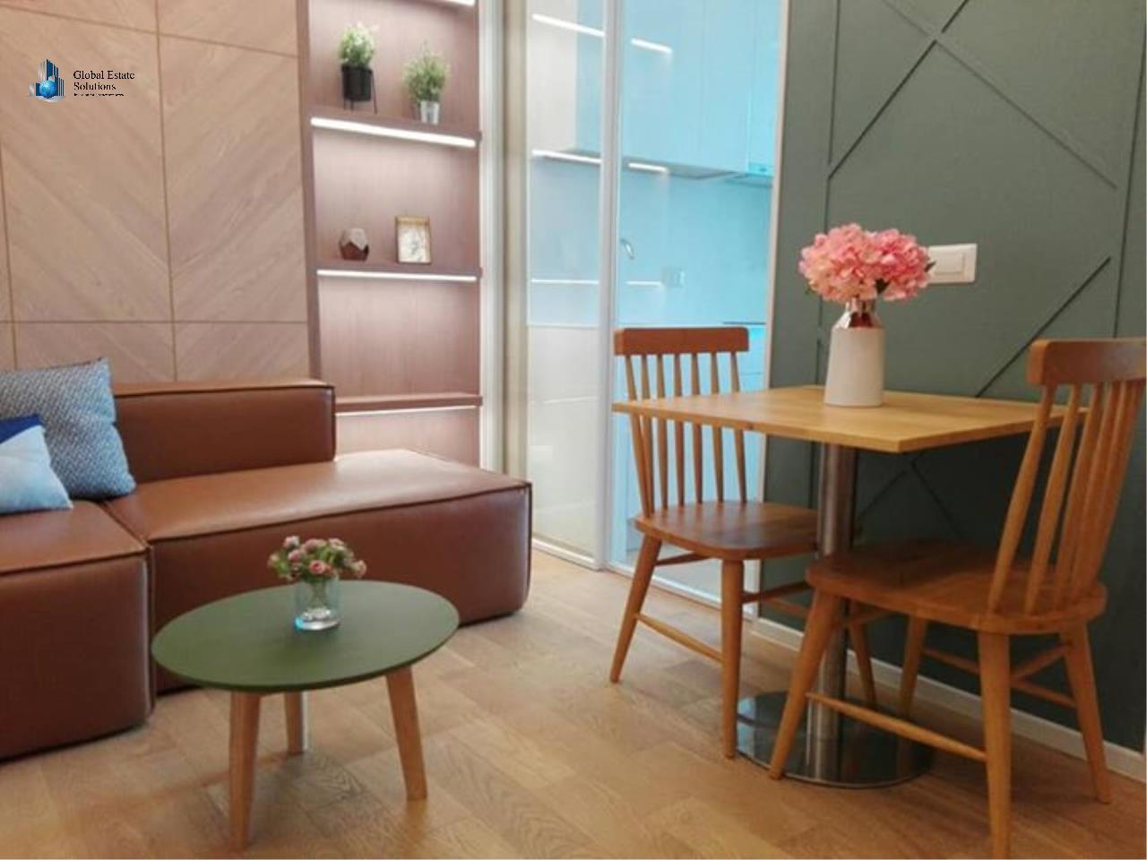 Bangkok Property Solutions Co., Ltd. Agency's The Saint Residences 1