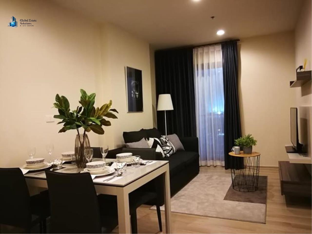 Bangkok Property Solutions Co., Ltd. Agency's Centric Huay Kwang Station 4