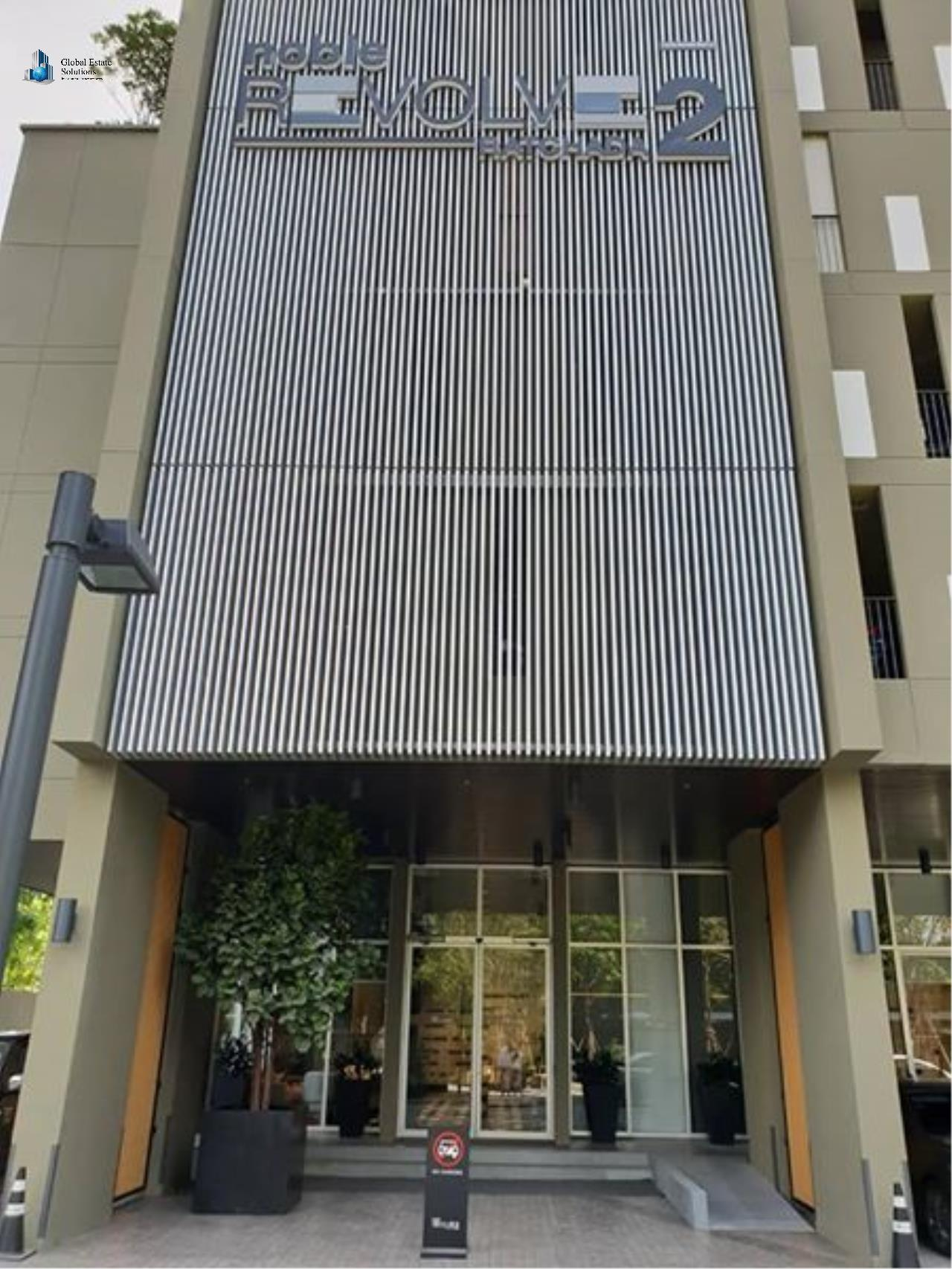 Bangkok Property Solutions Co., Ltd. Agency's Noble Revolve Ratchada 2 2